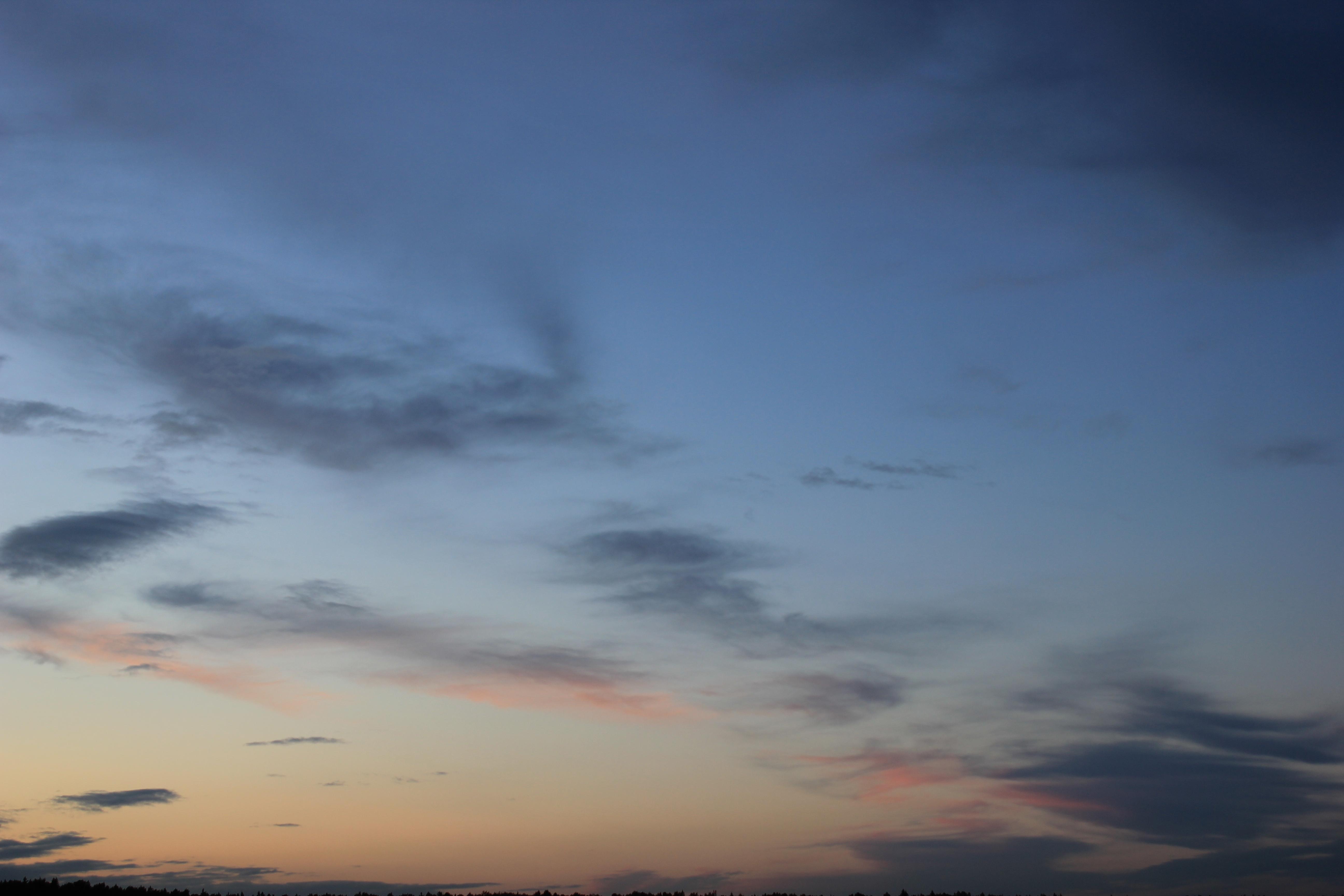 вечернее небо (5)