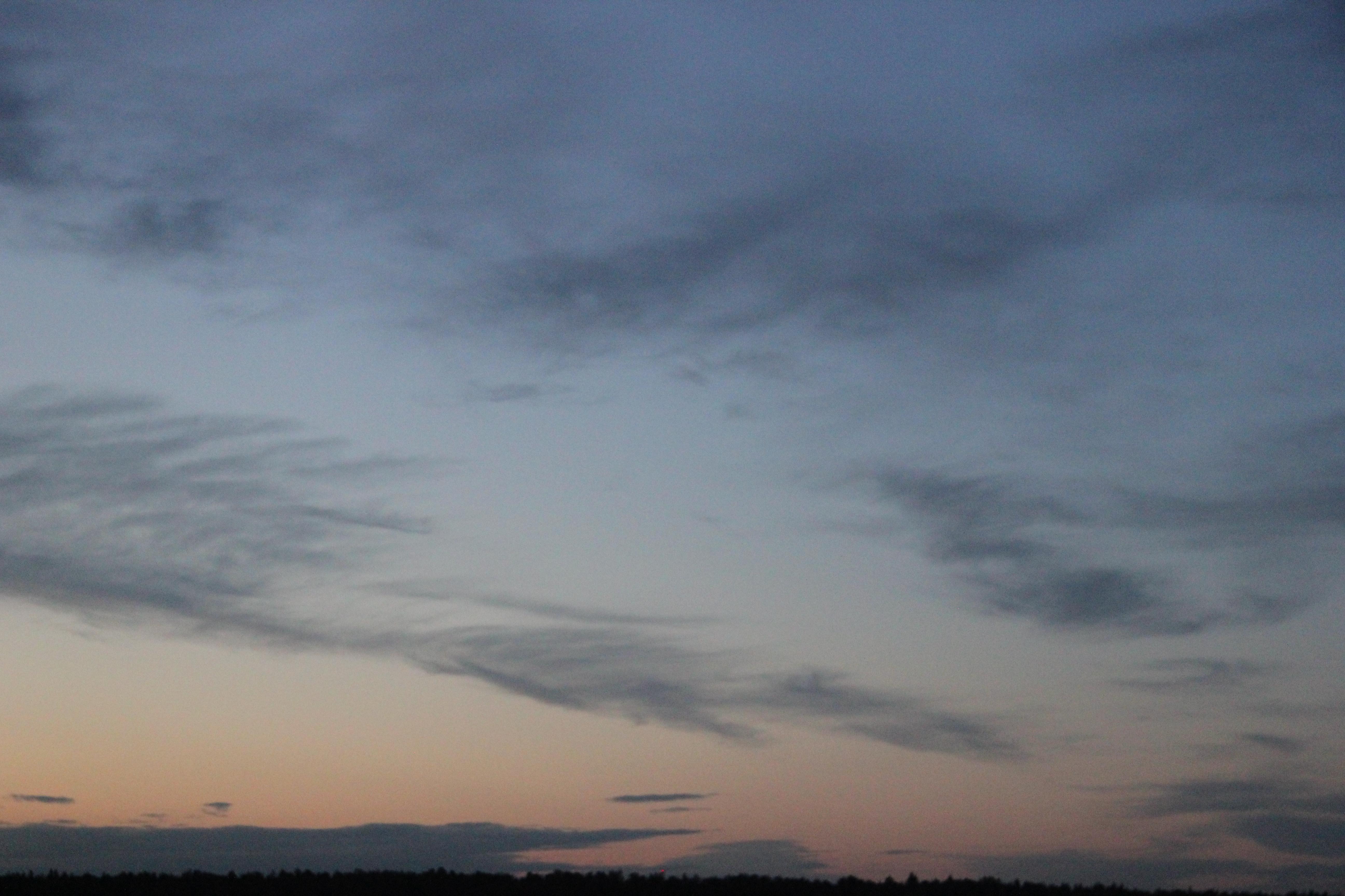 вечернее небо (54)