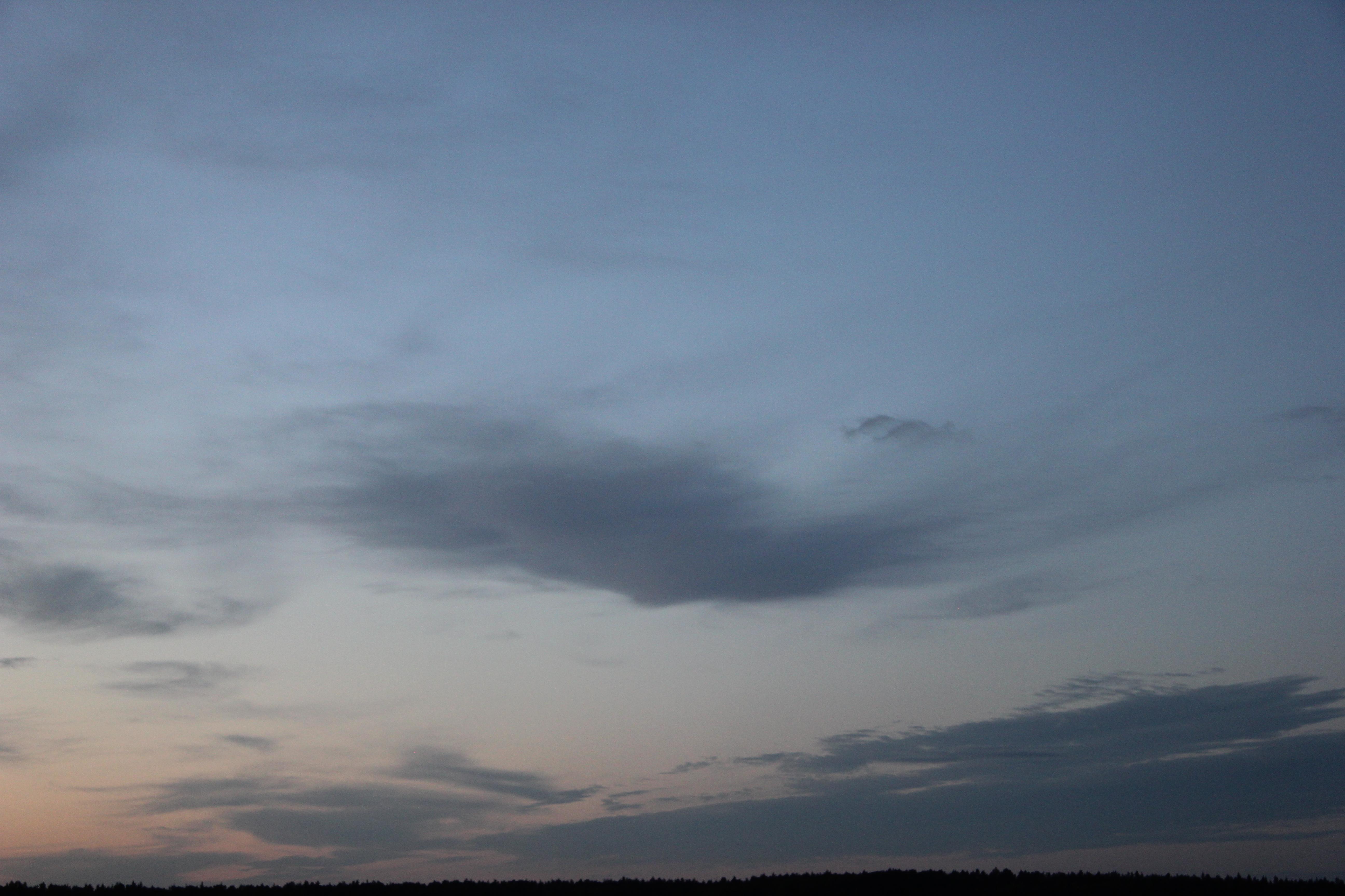вечернее небо (61)
