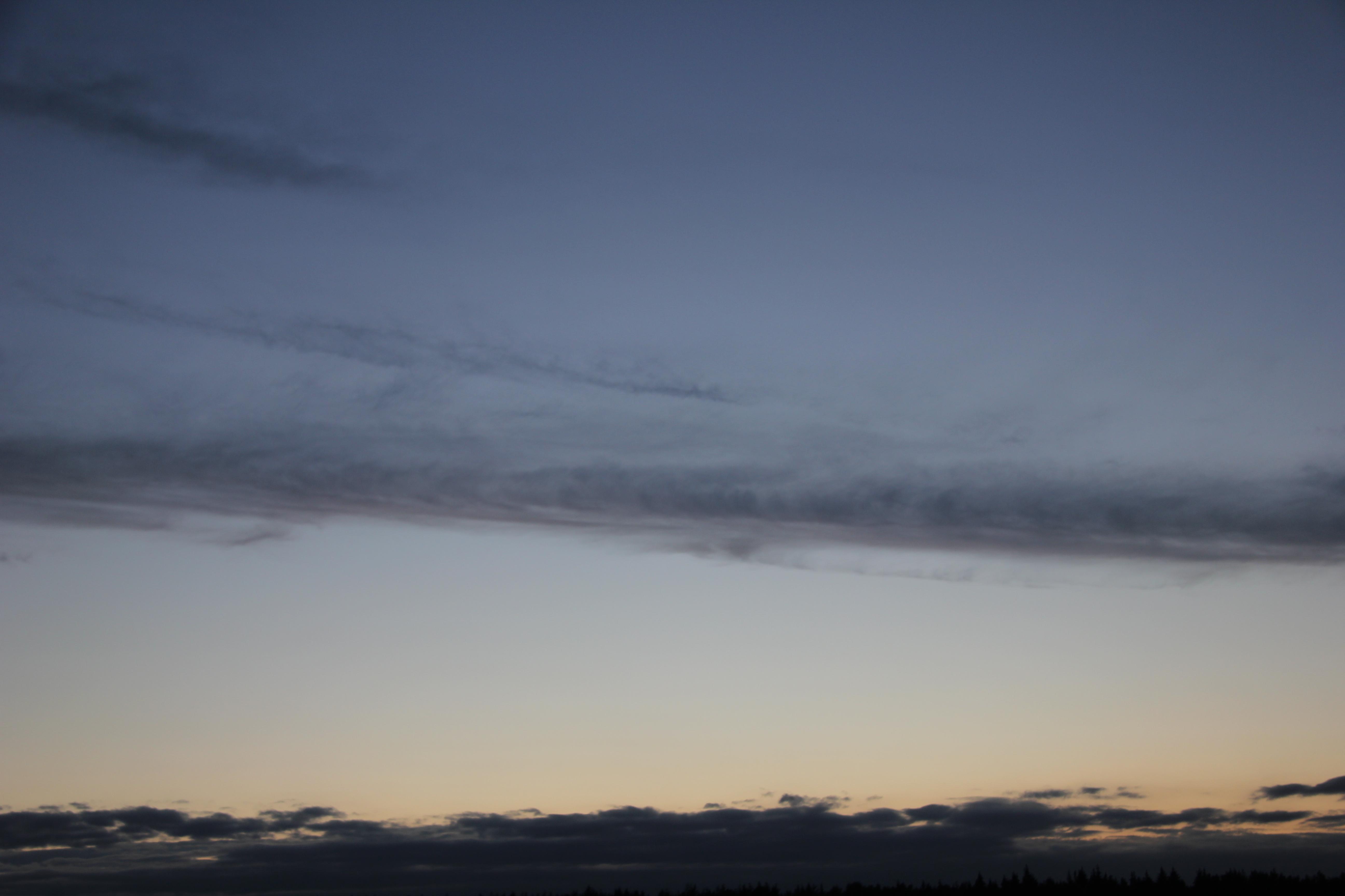 вечернее небо (74)
