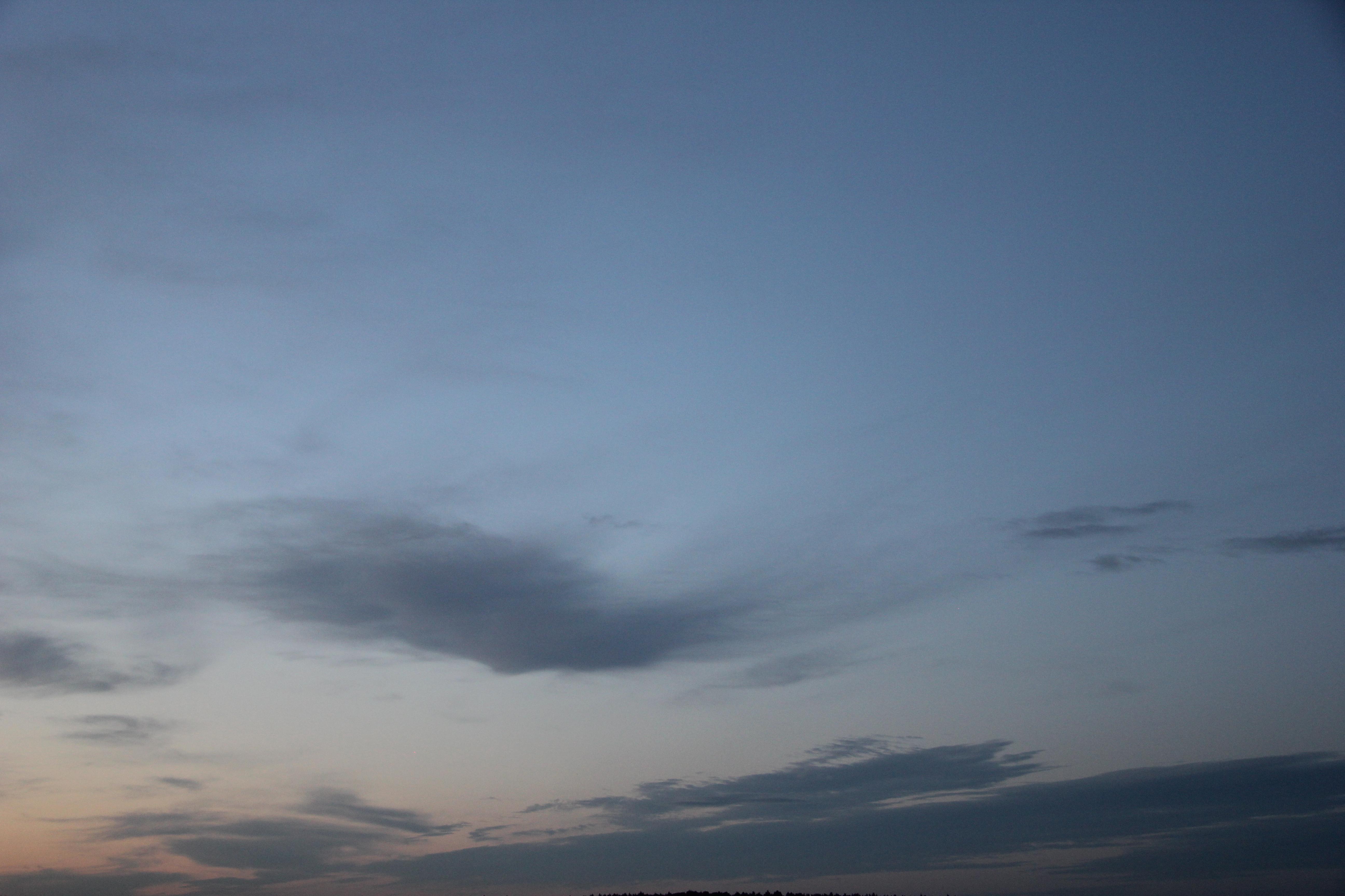 вечернее небо (75)
