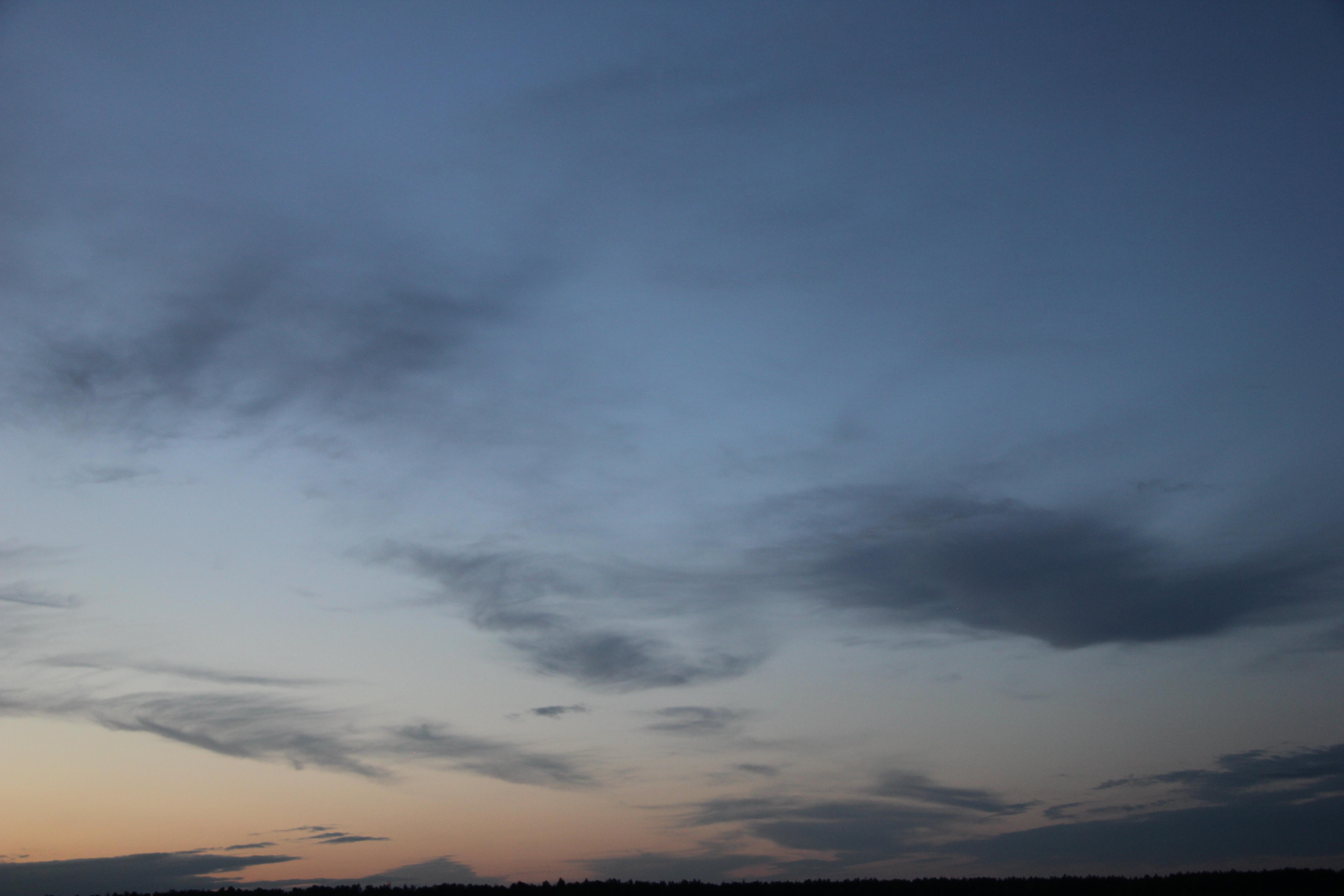 вечернее небо (76)