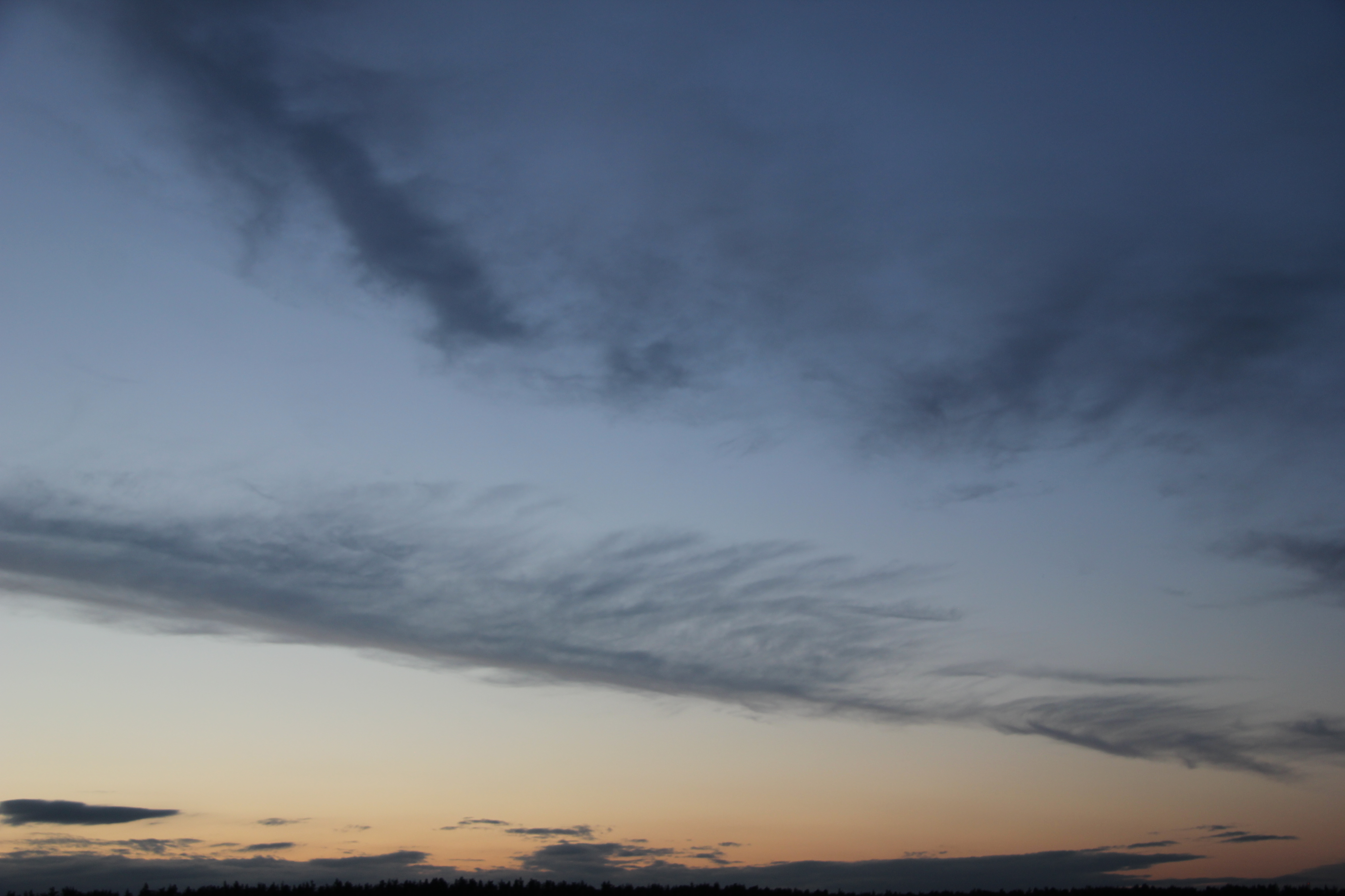 вечернее небо (79)