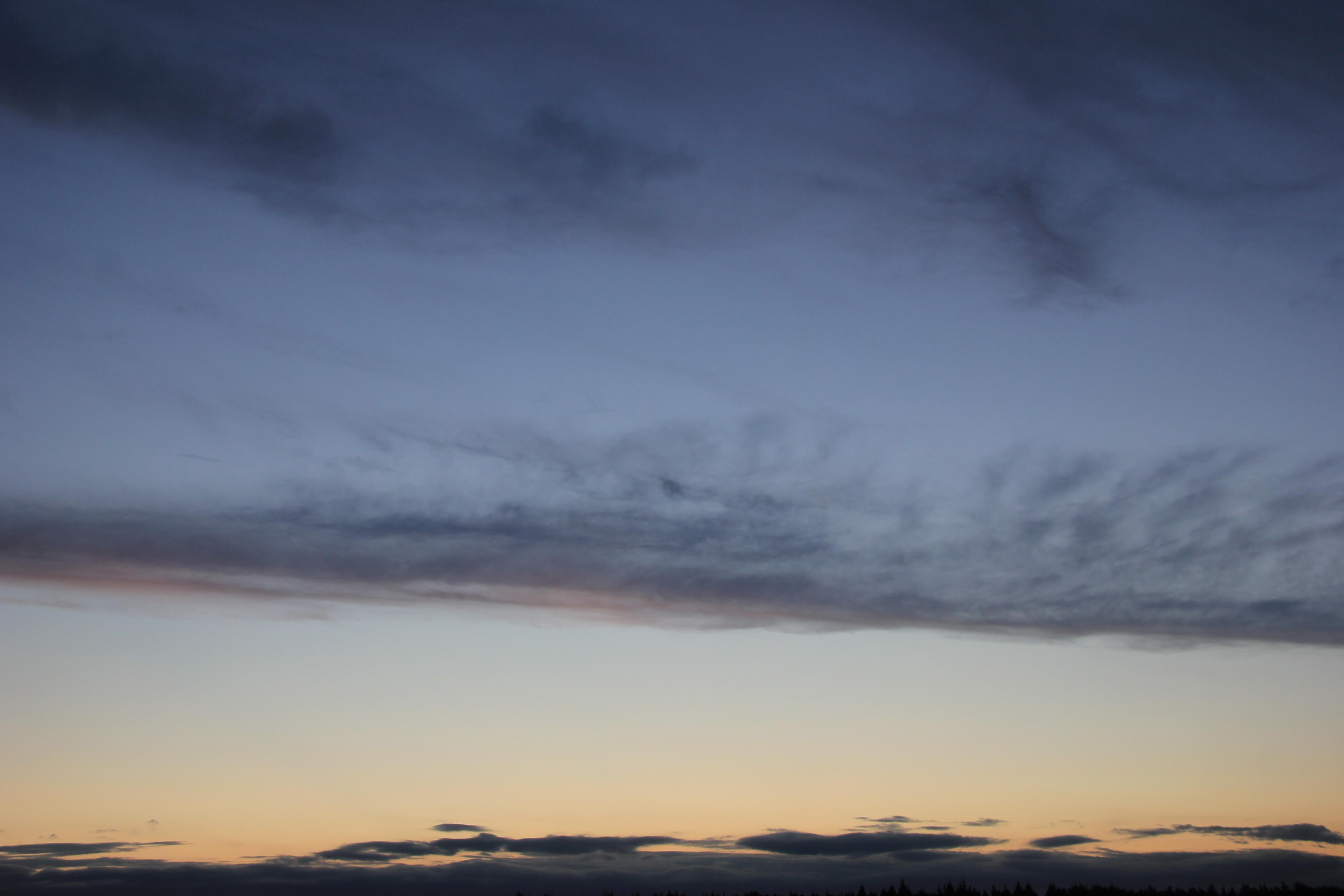 вечернее небо (83)