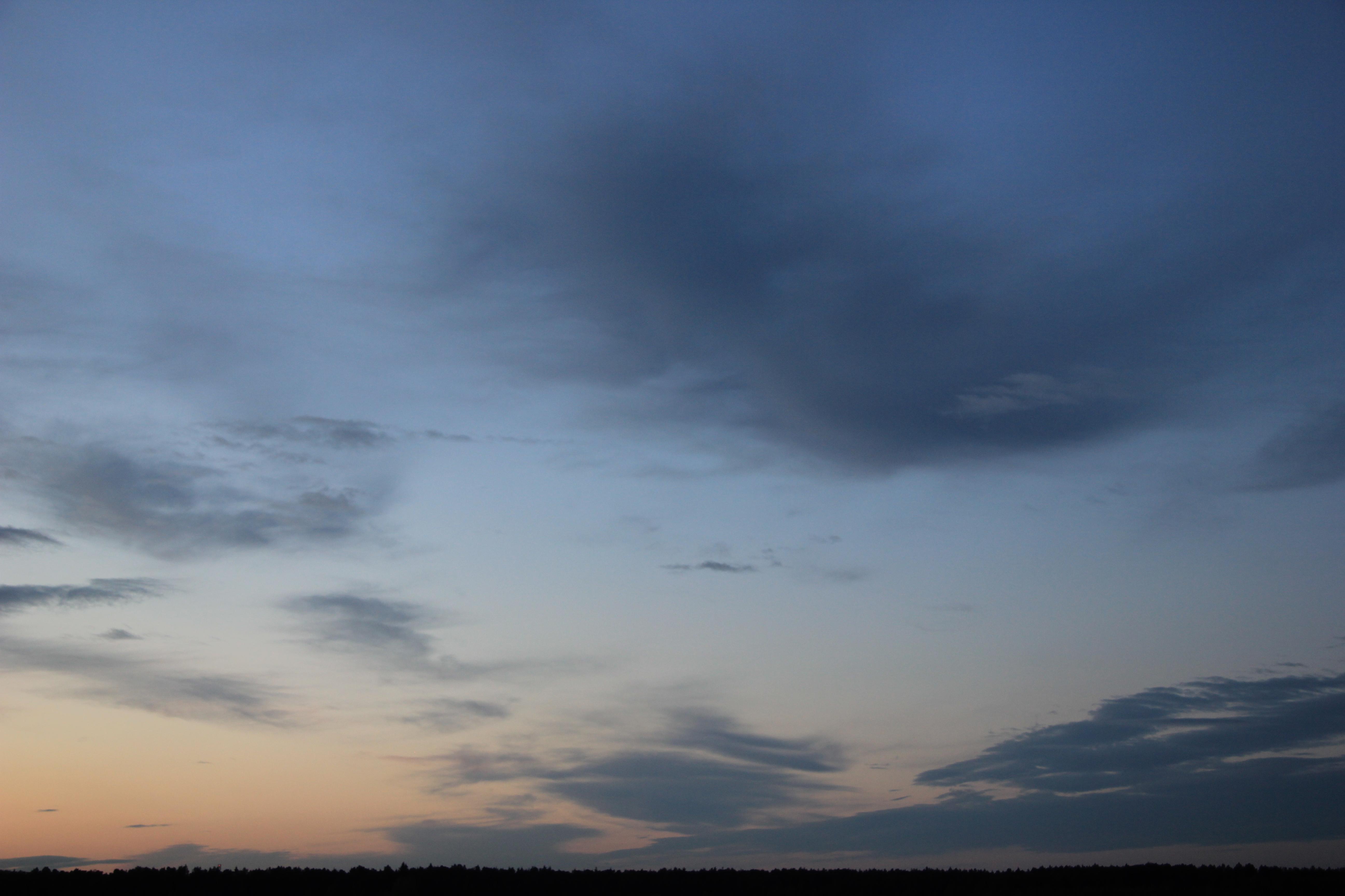 вечернее небо (87)