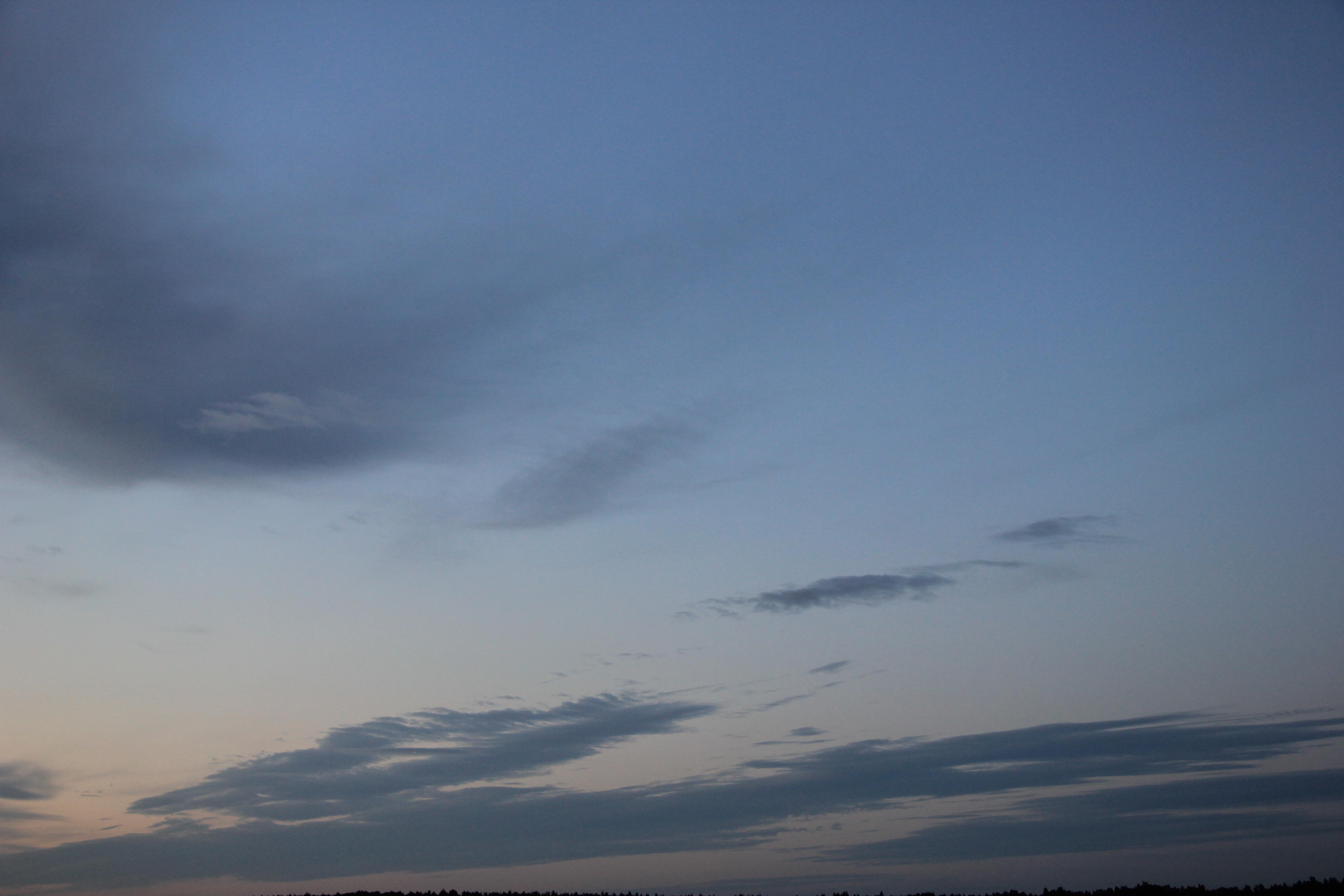 вечернее небо (88)