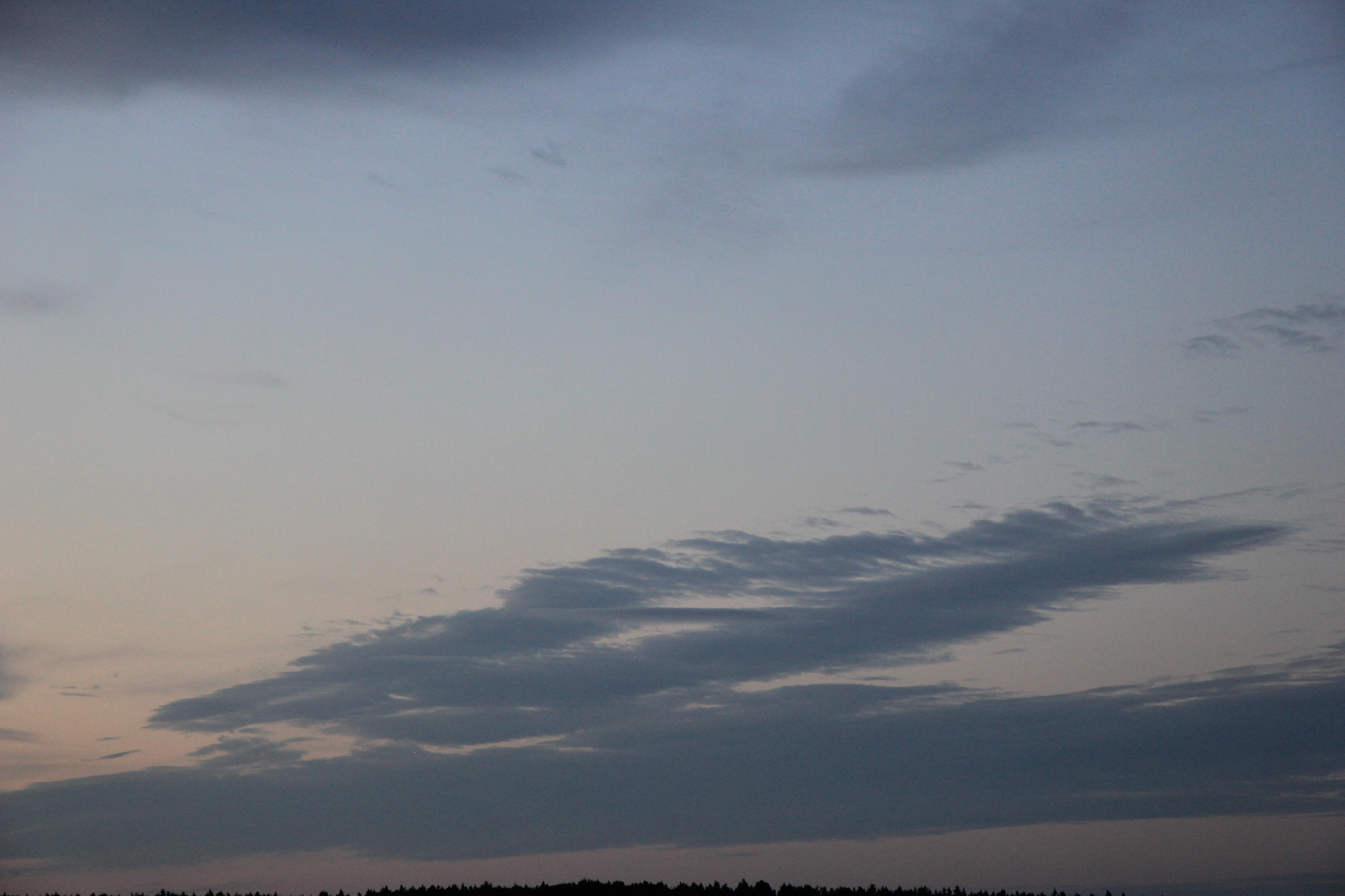 вечернее небо (90)