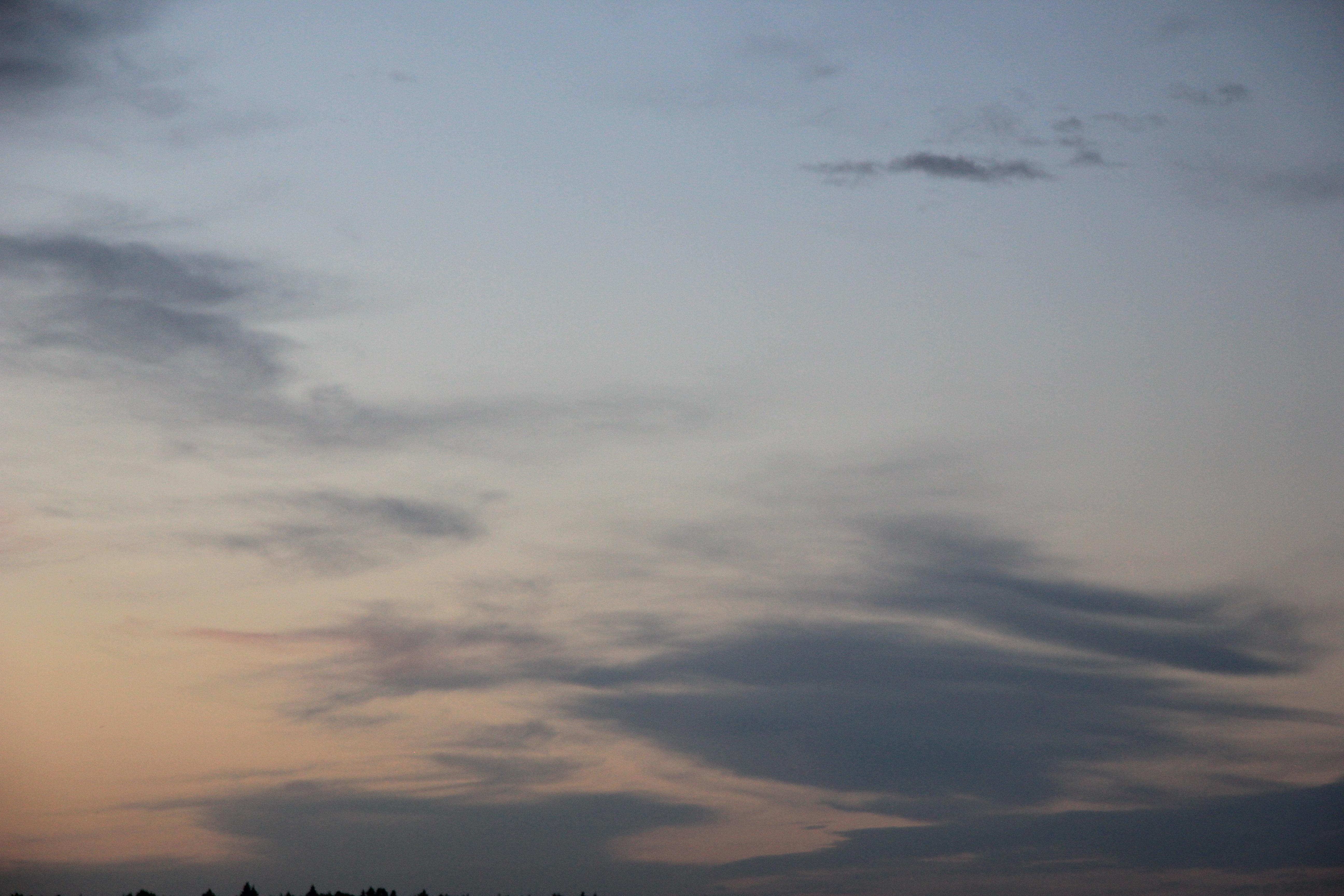 вечернее небо (91)