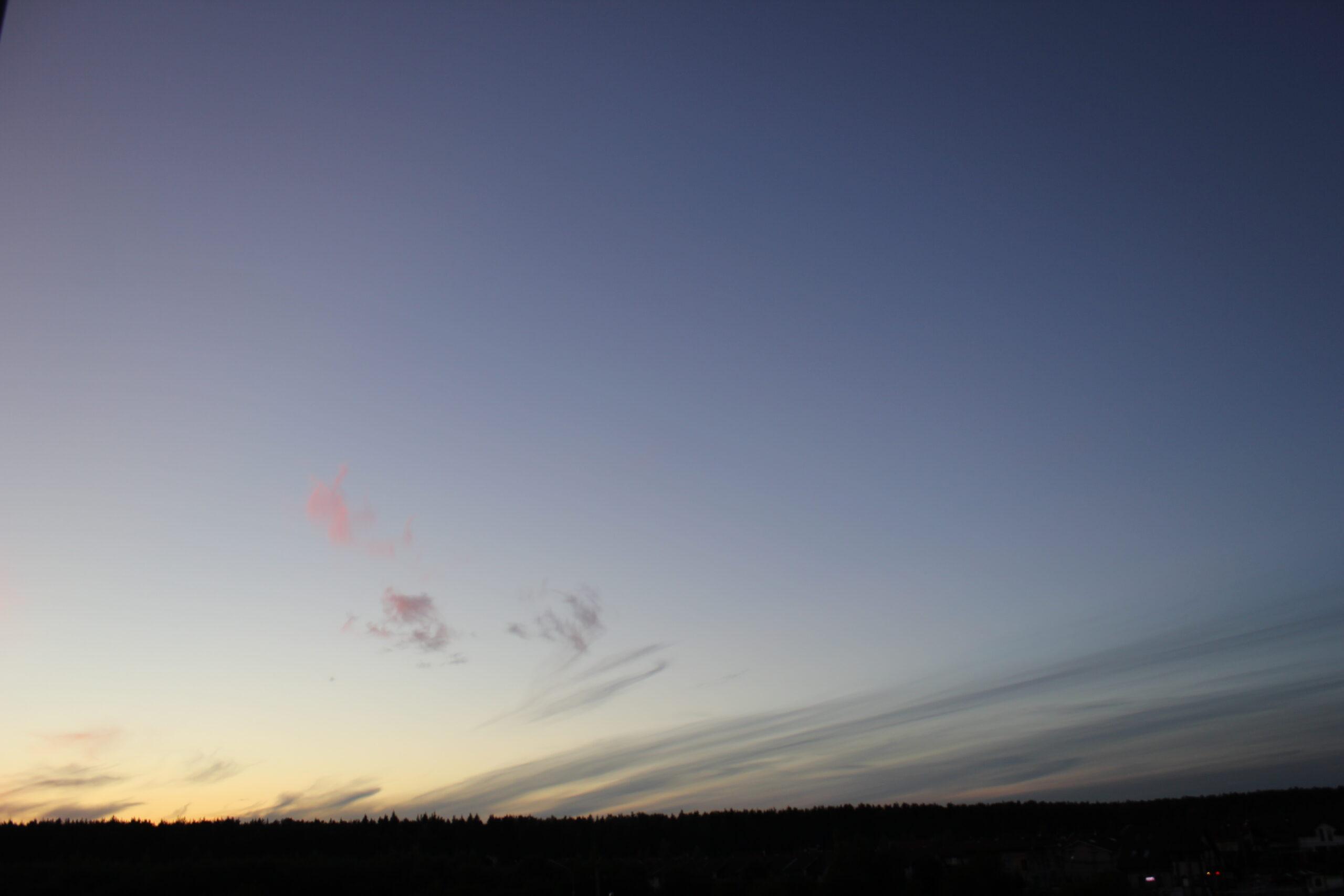 chistoe nebo zakata 12