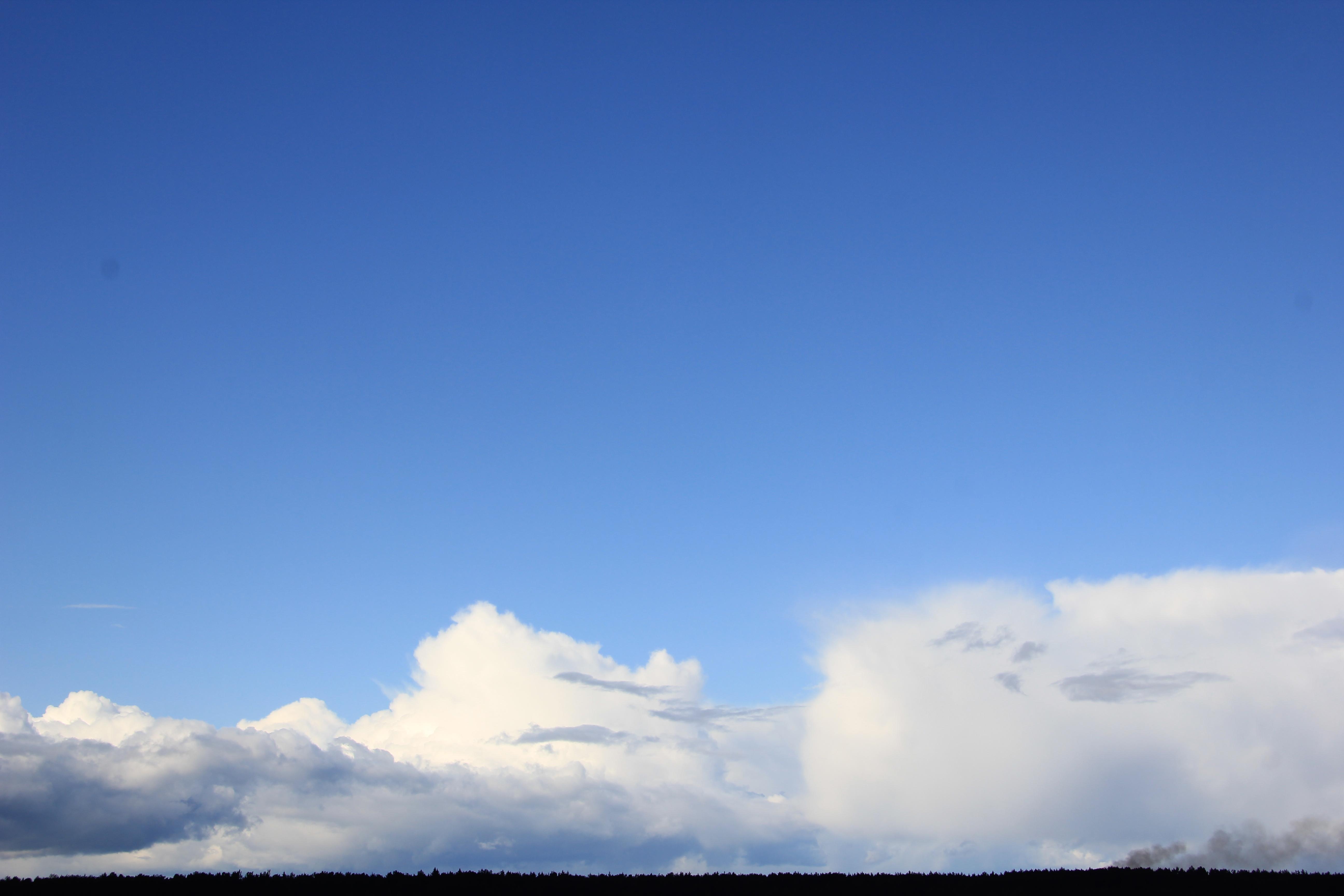 голубое дождливое небо (2)