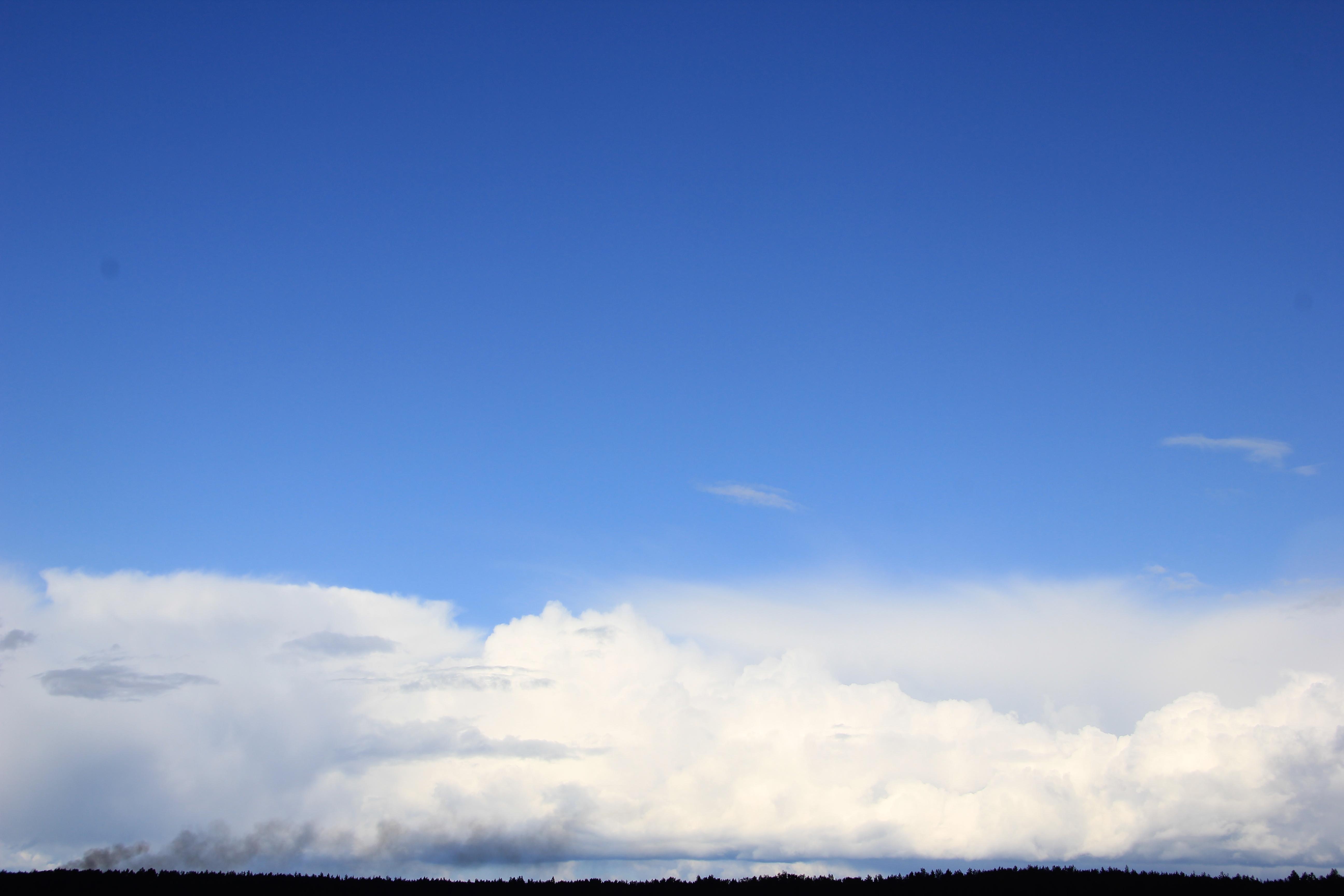 голубое дождливое небо (4)