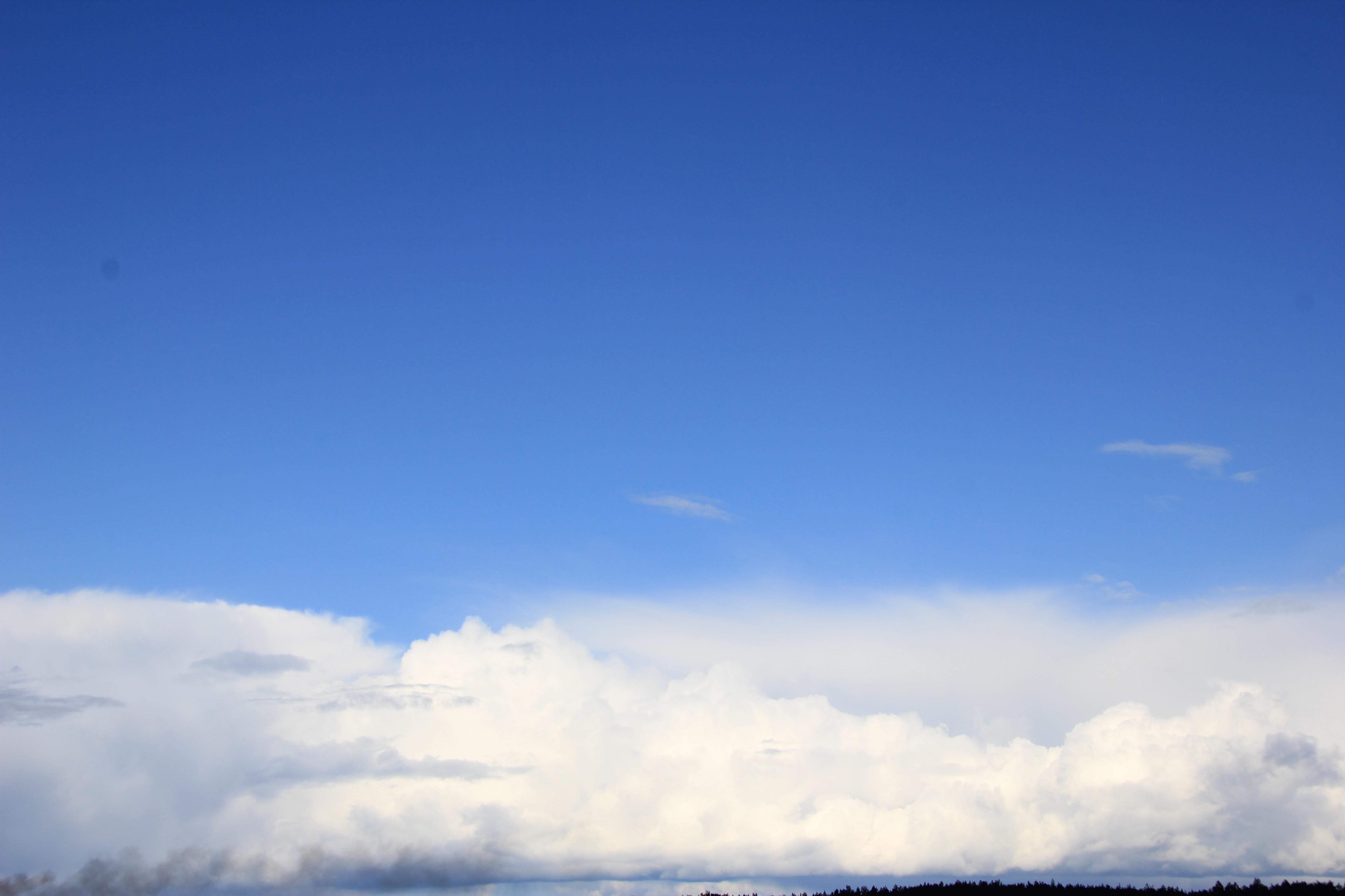 голубое дождливое небо (5)