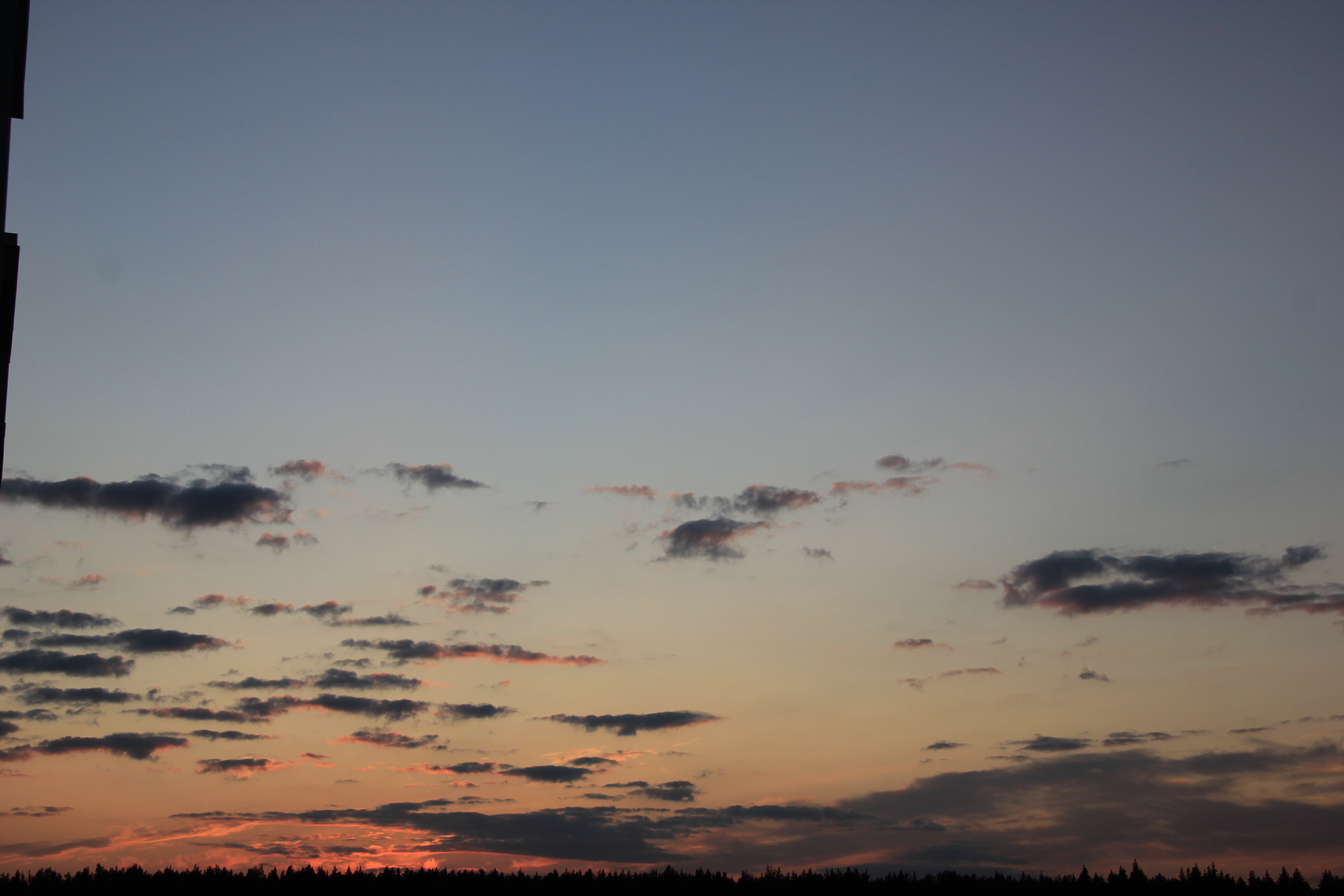 небо облака закат (16)