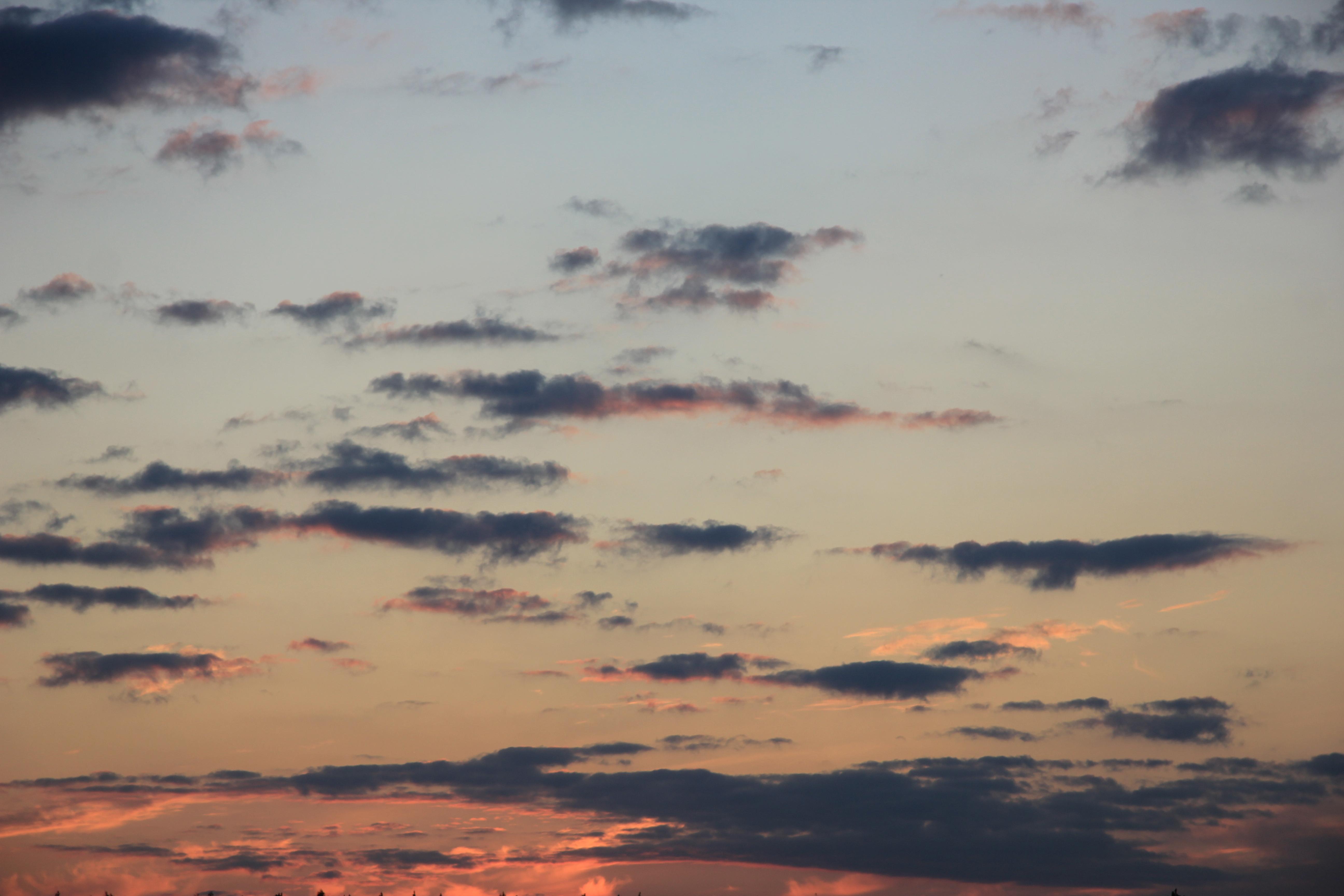 небо облака закат (21)