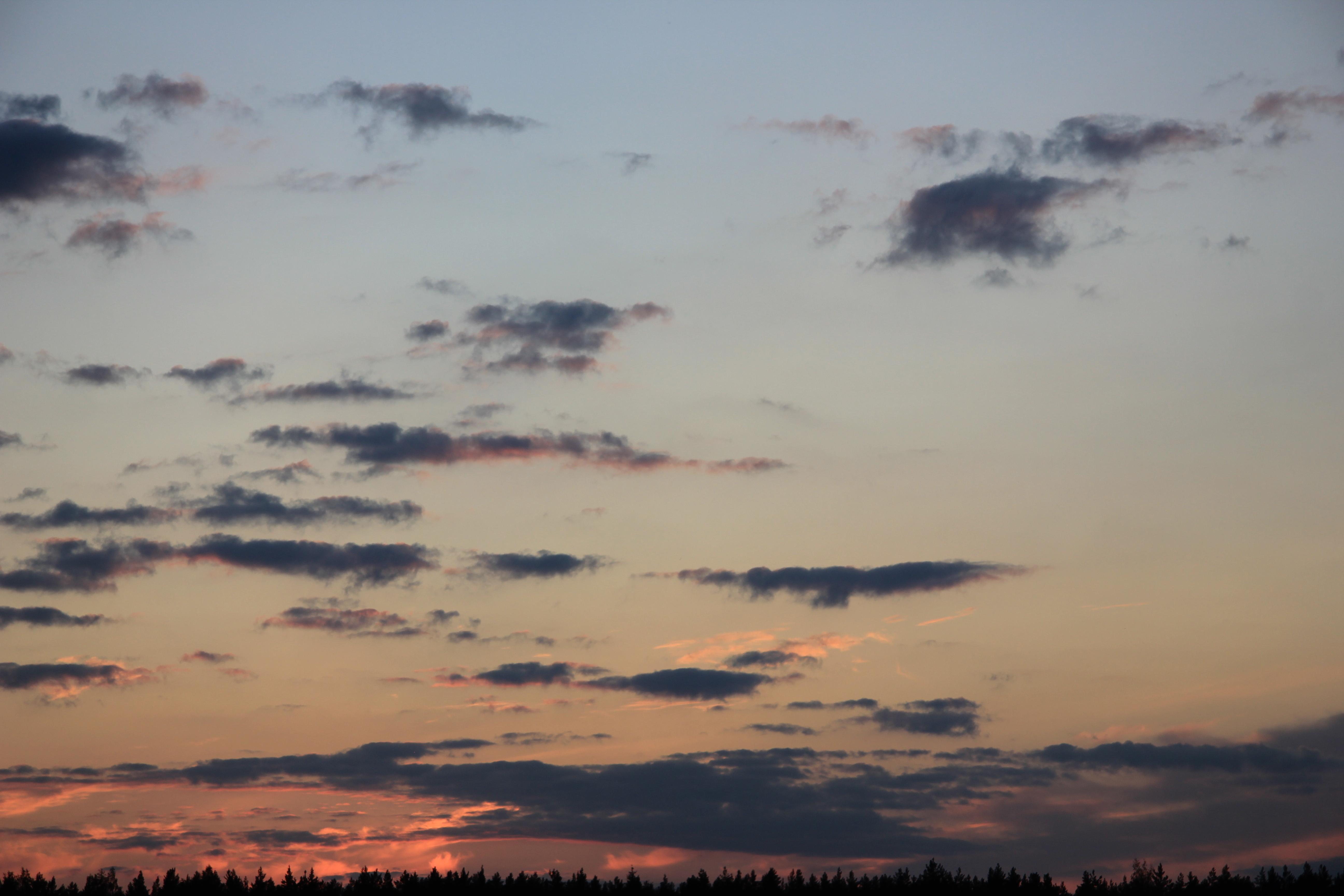 небо облака закат (24)