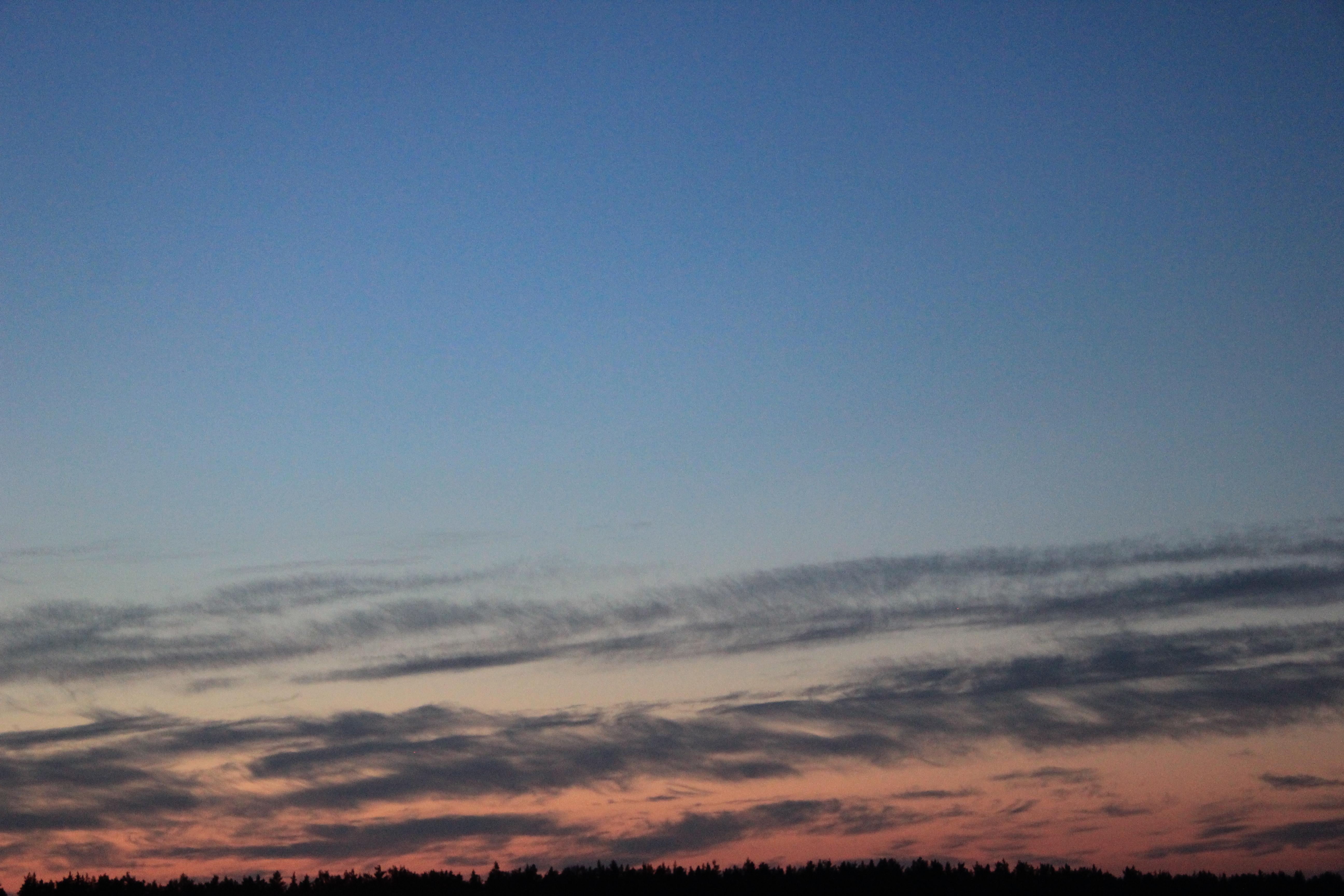 небо облака закат (27)