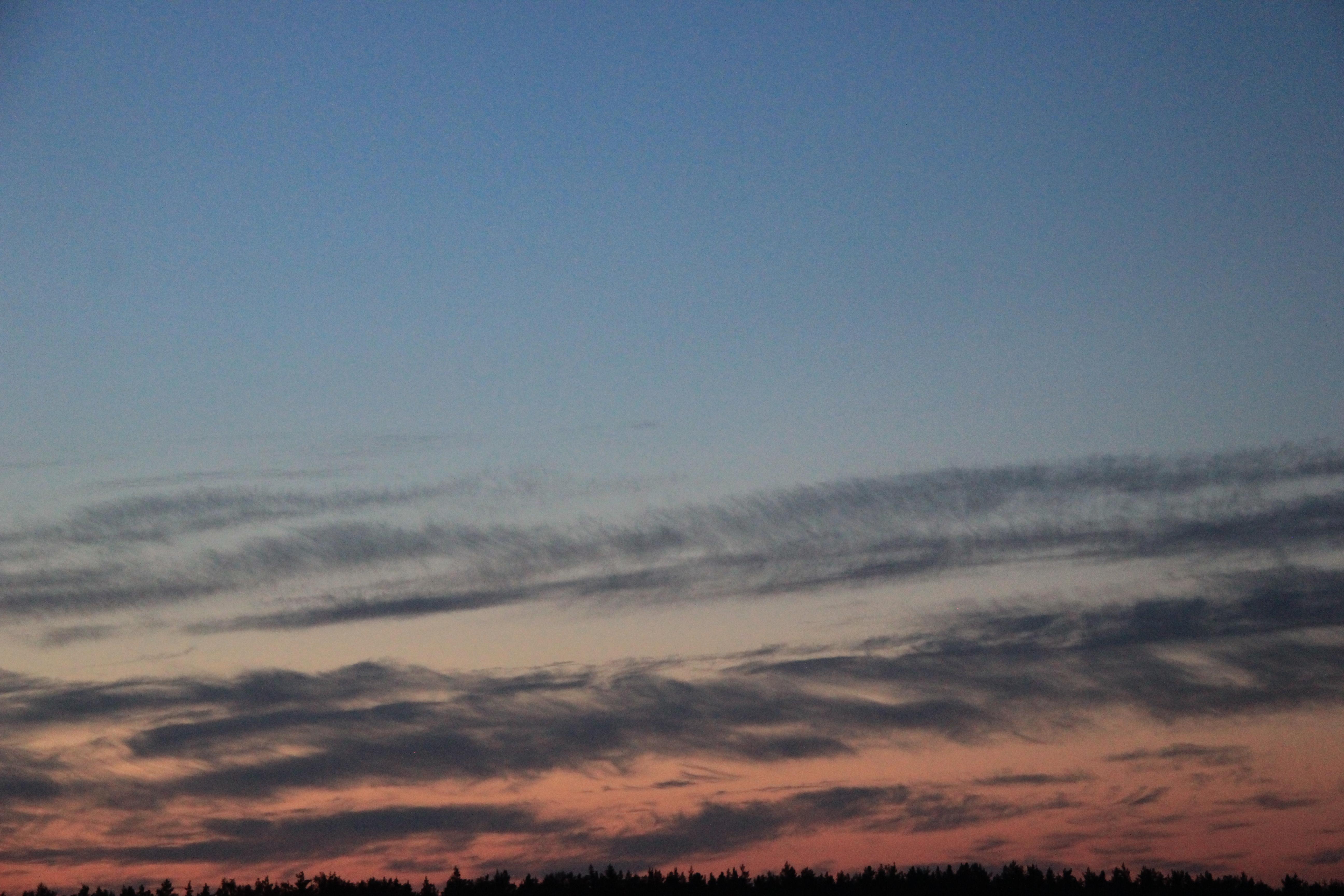небо облака закат (28)
