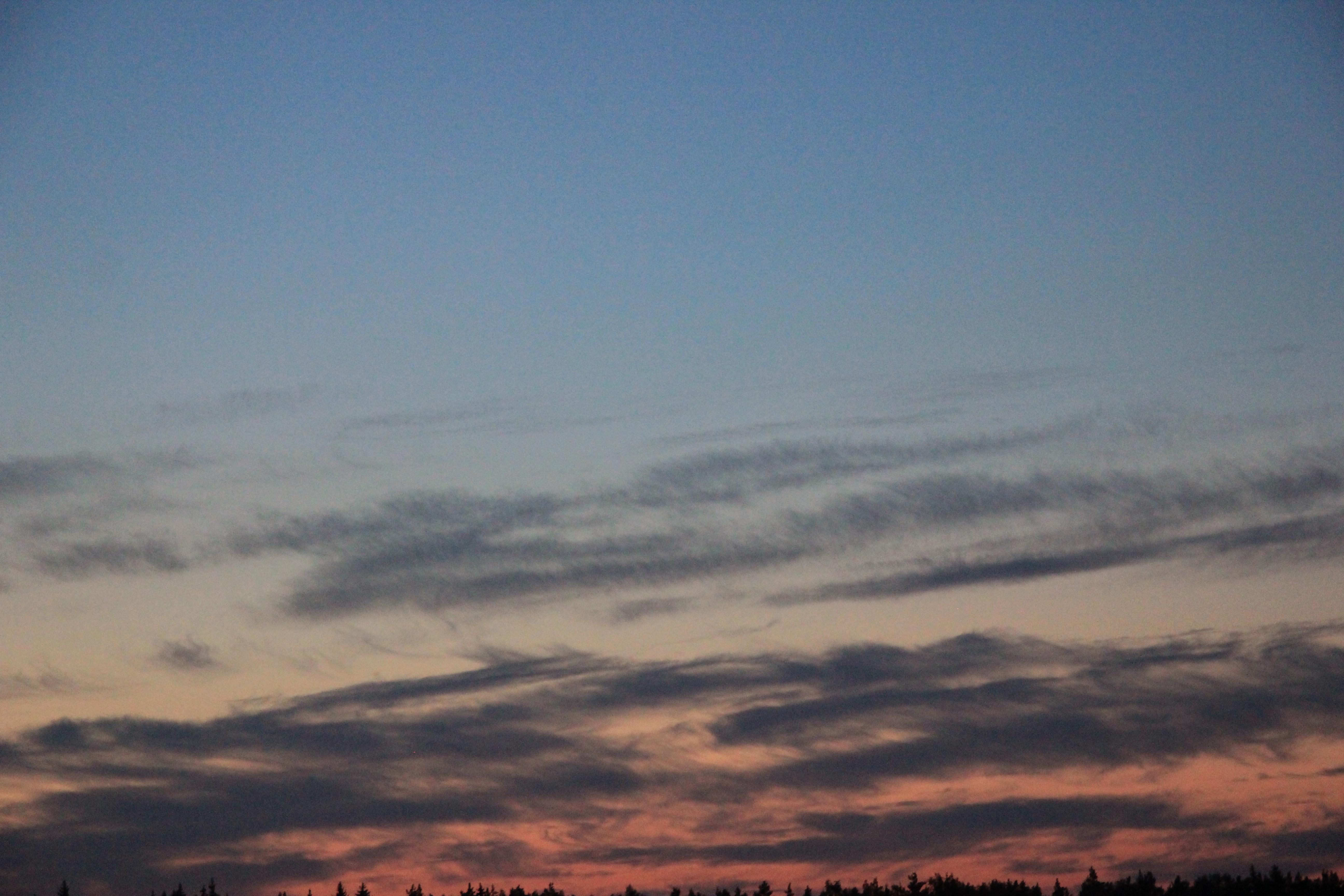 небо облака закат (29)