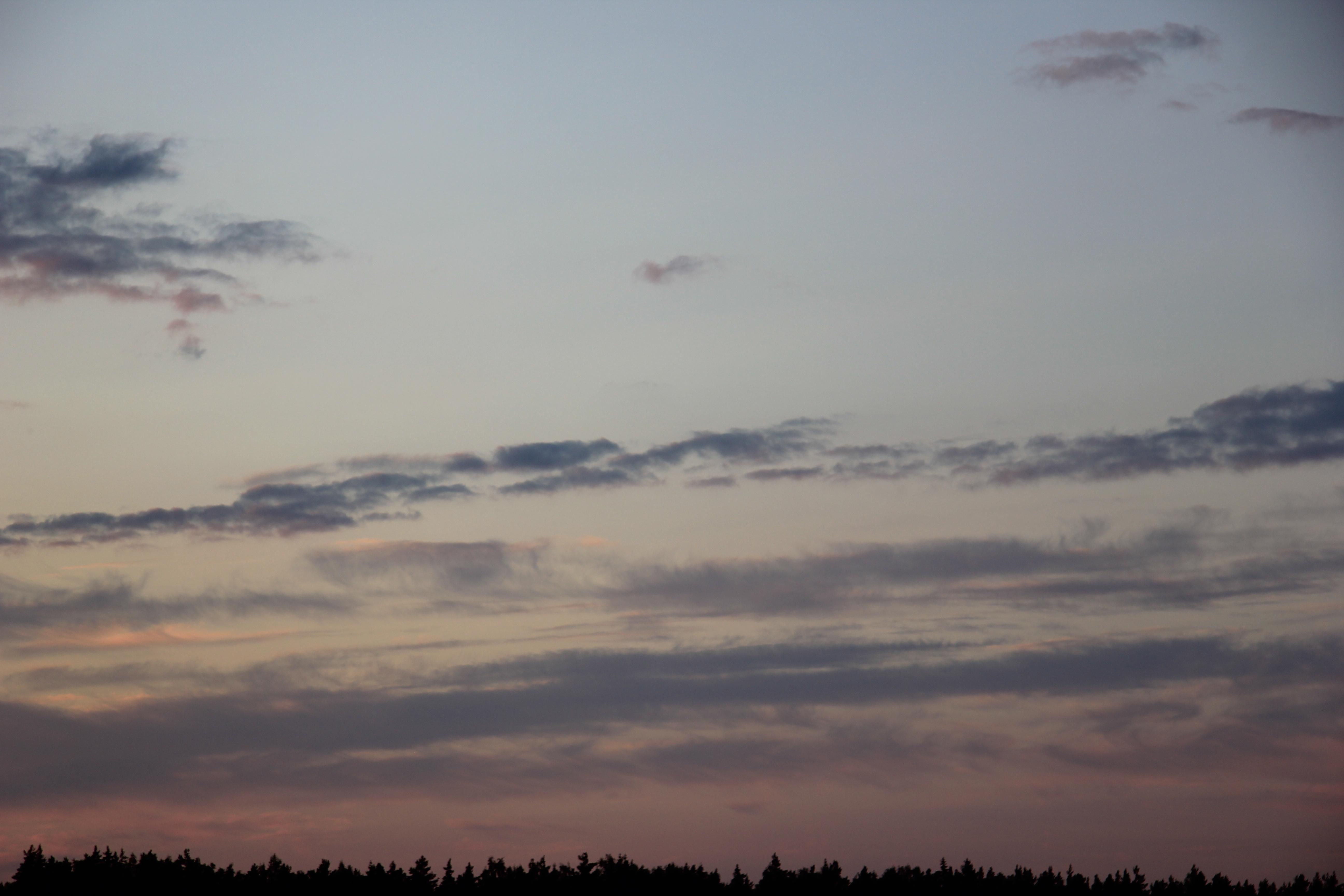 небо облака закат (3)