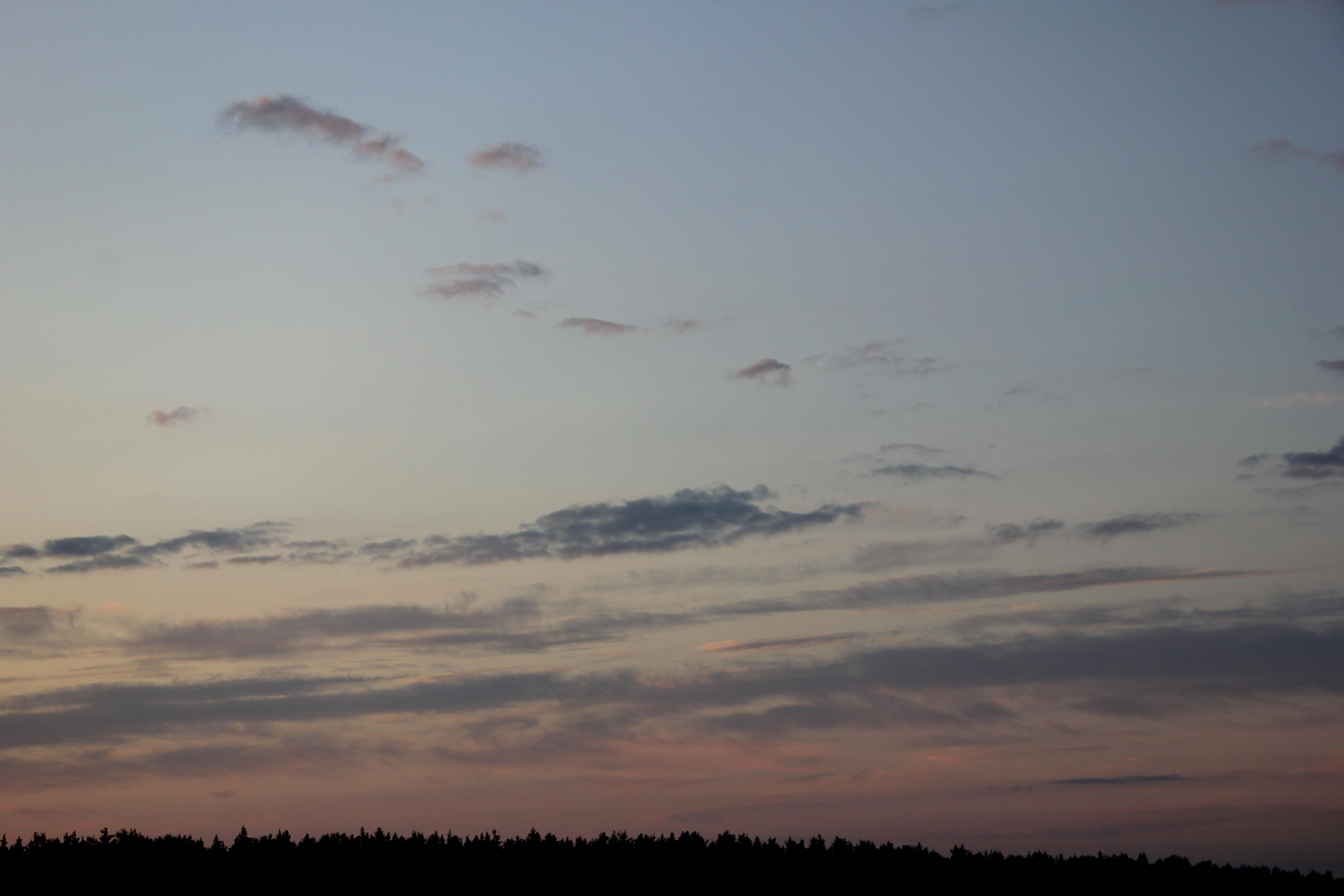 небо облака закат (6)