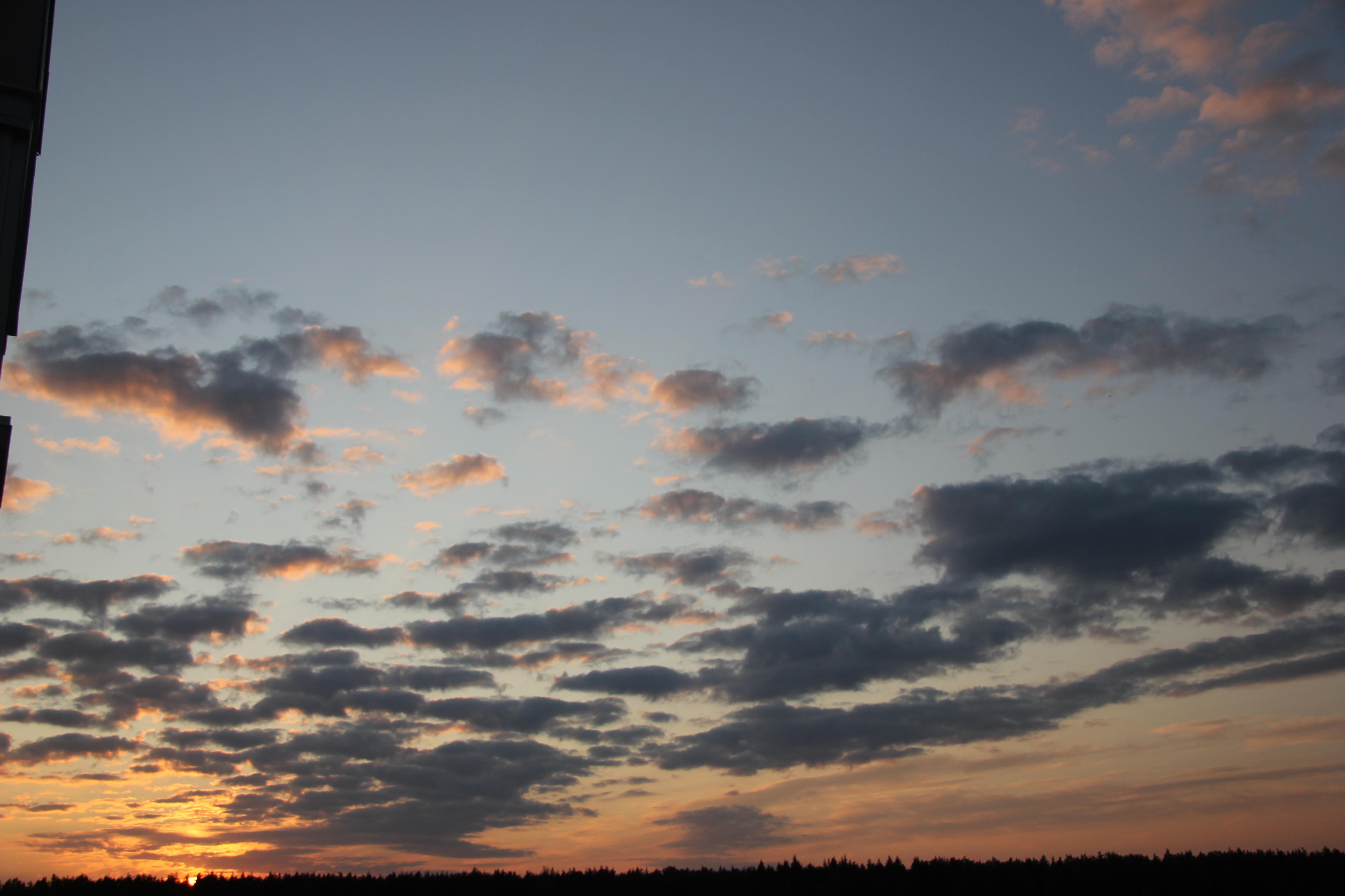 небо после захода солнца (10)