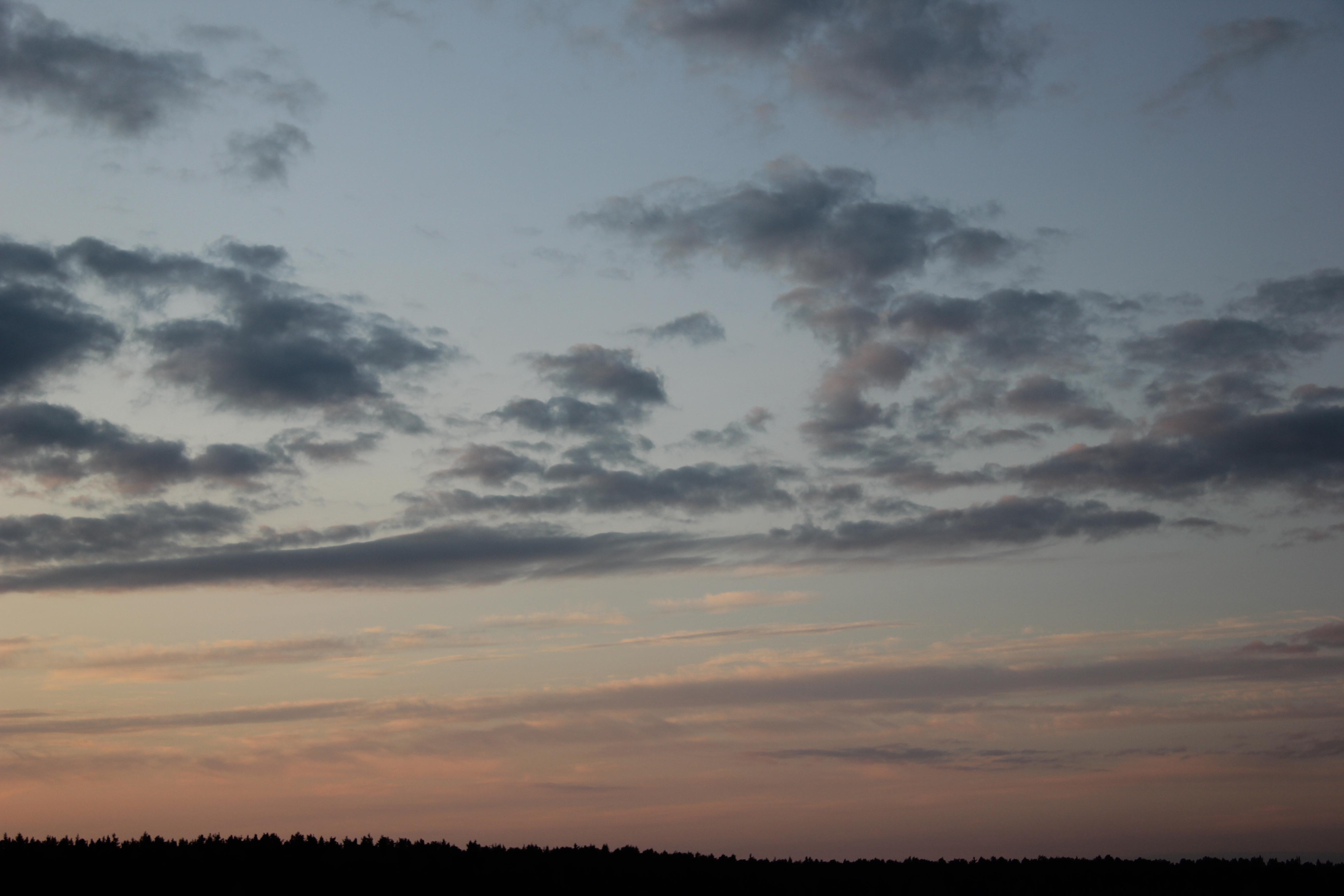небо после захода солнца (13)