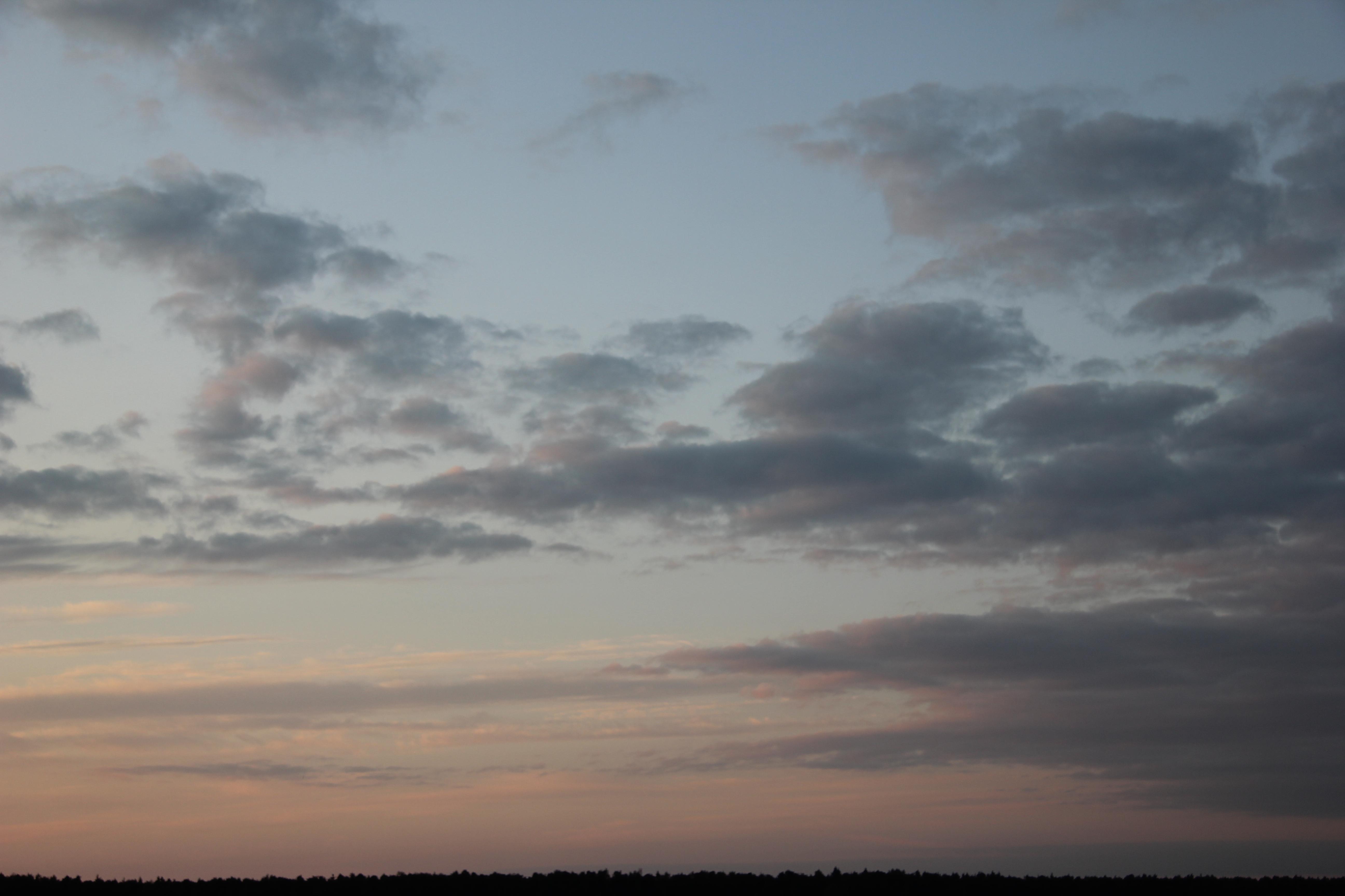 небо после захода солнца (14)