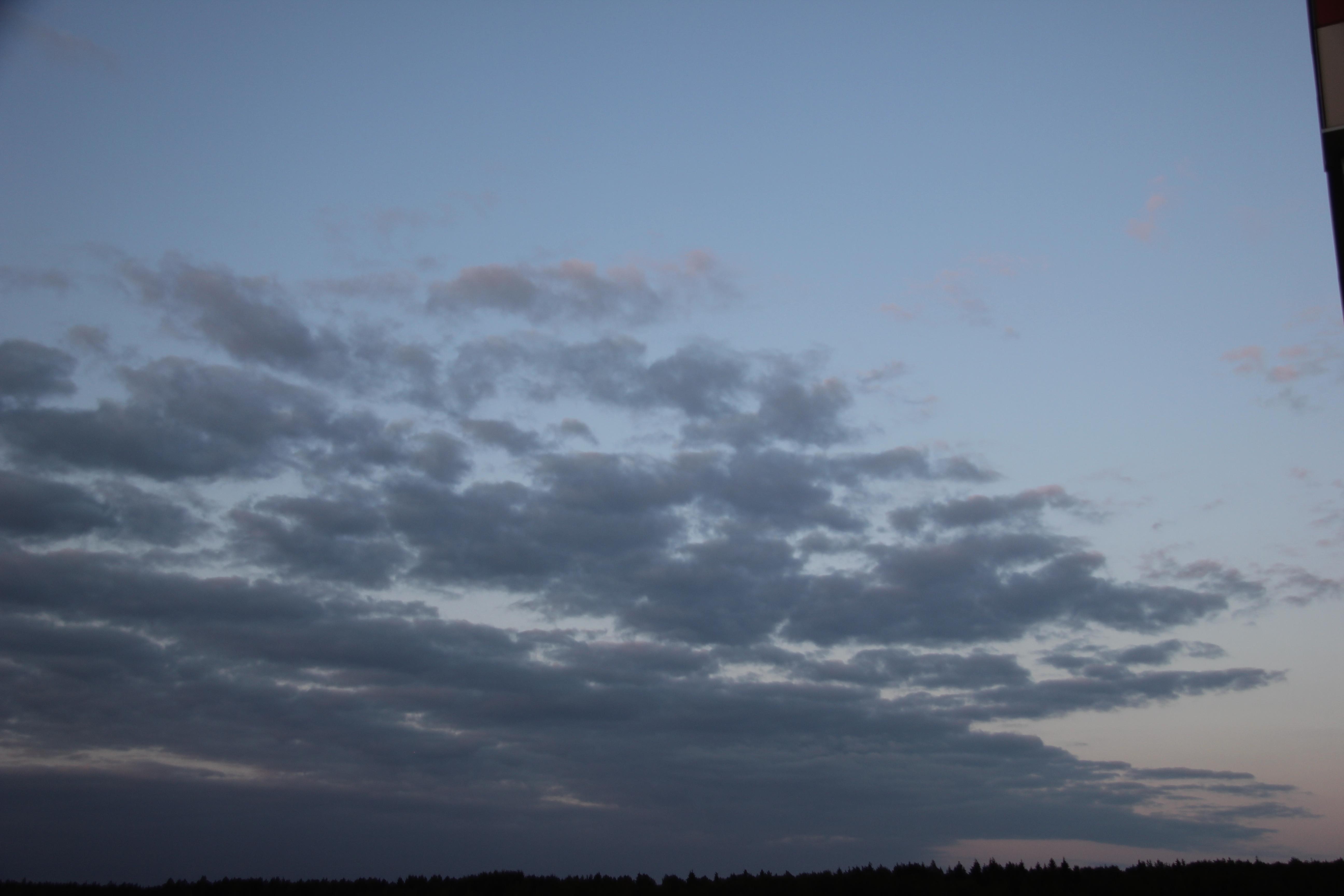 небо после захода солнца (15)