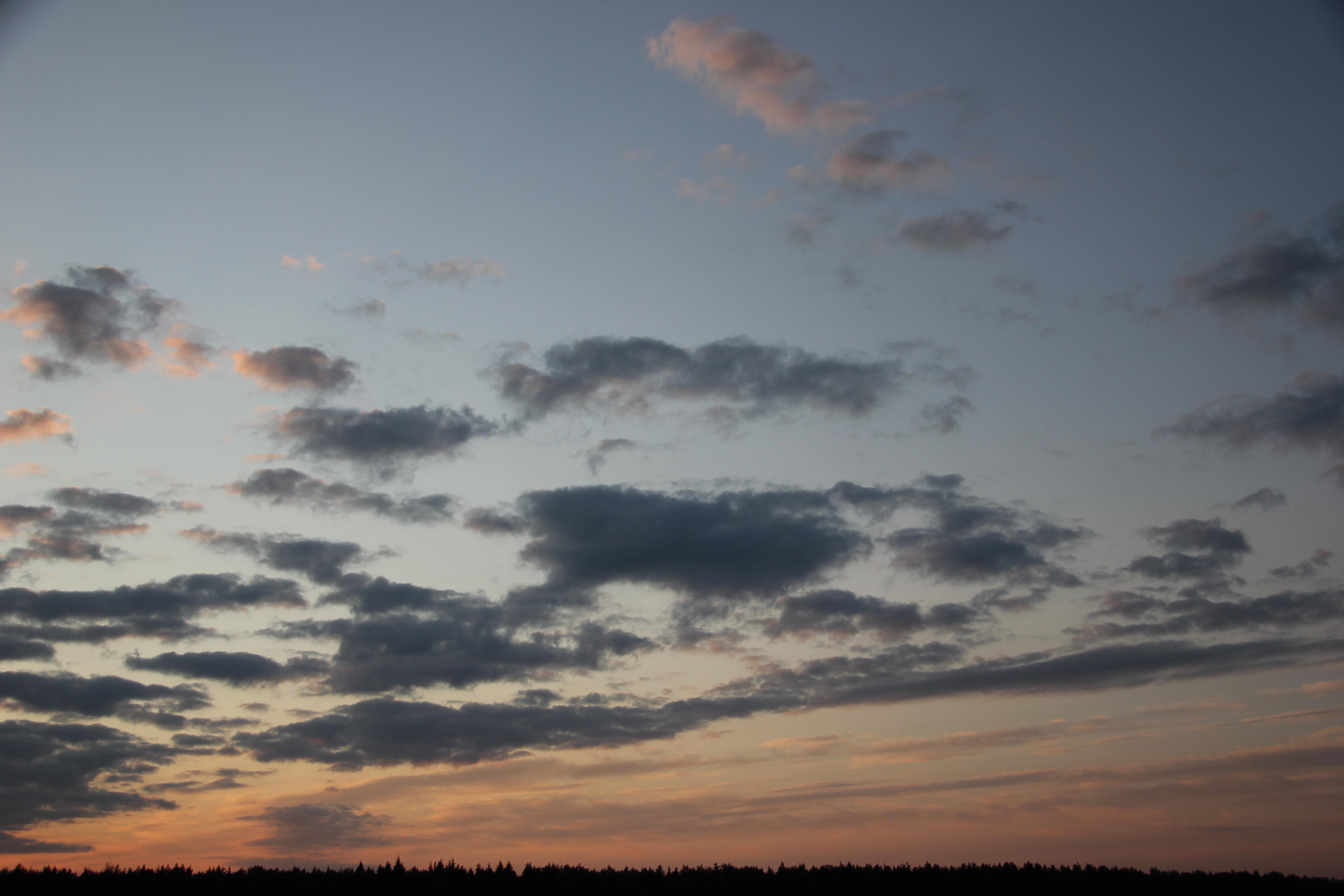 небо после захода солнца (16)
