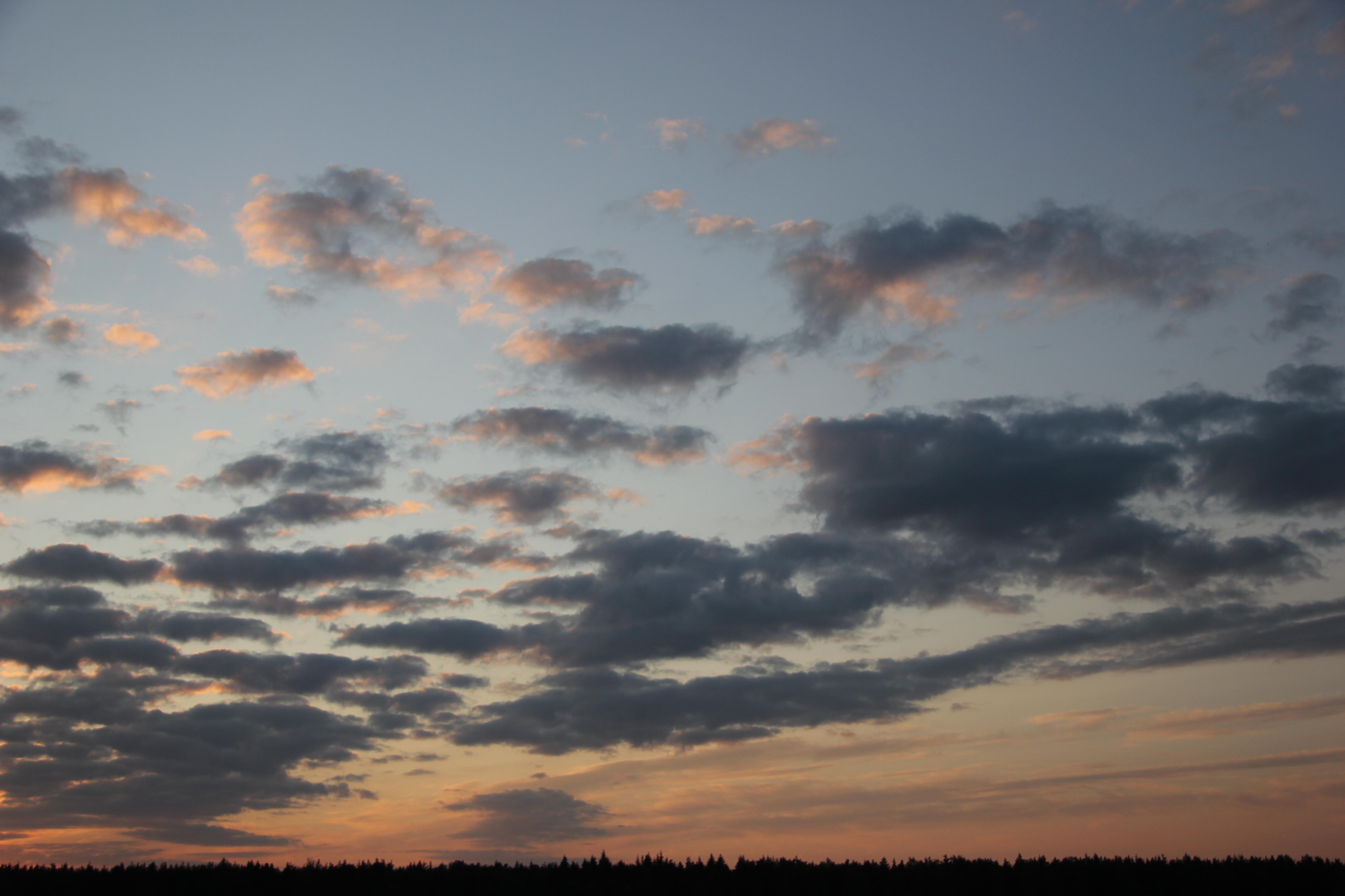 небо после захода солнца (2)