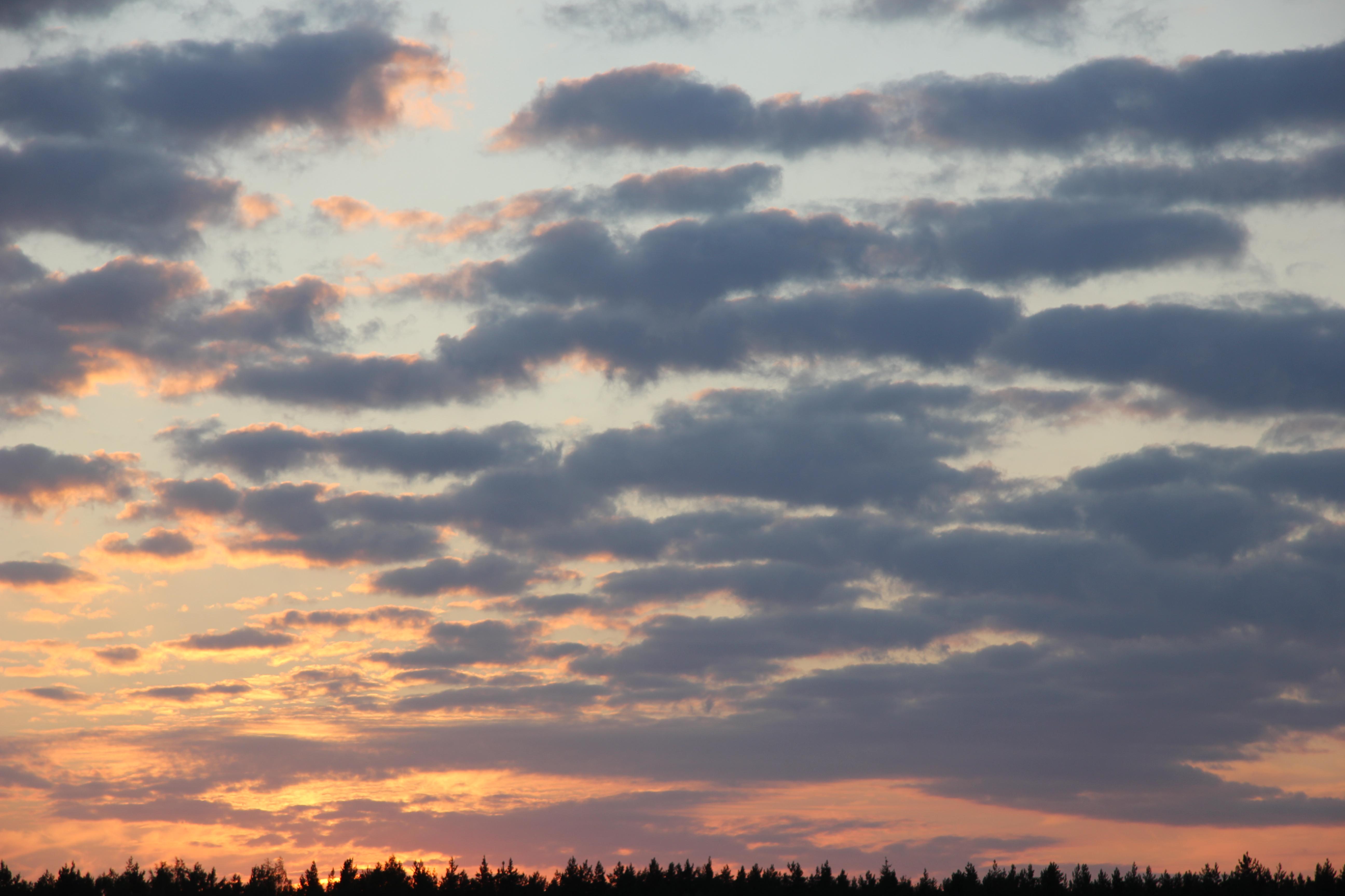 небо после захода солнца (20)