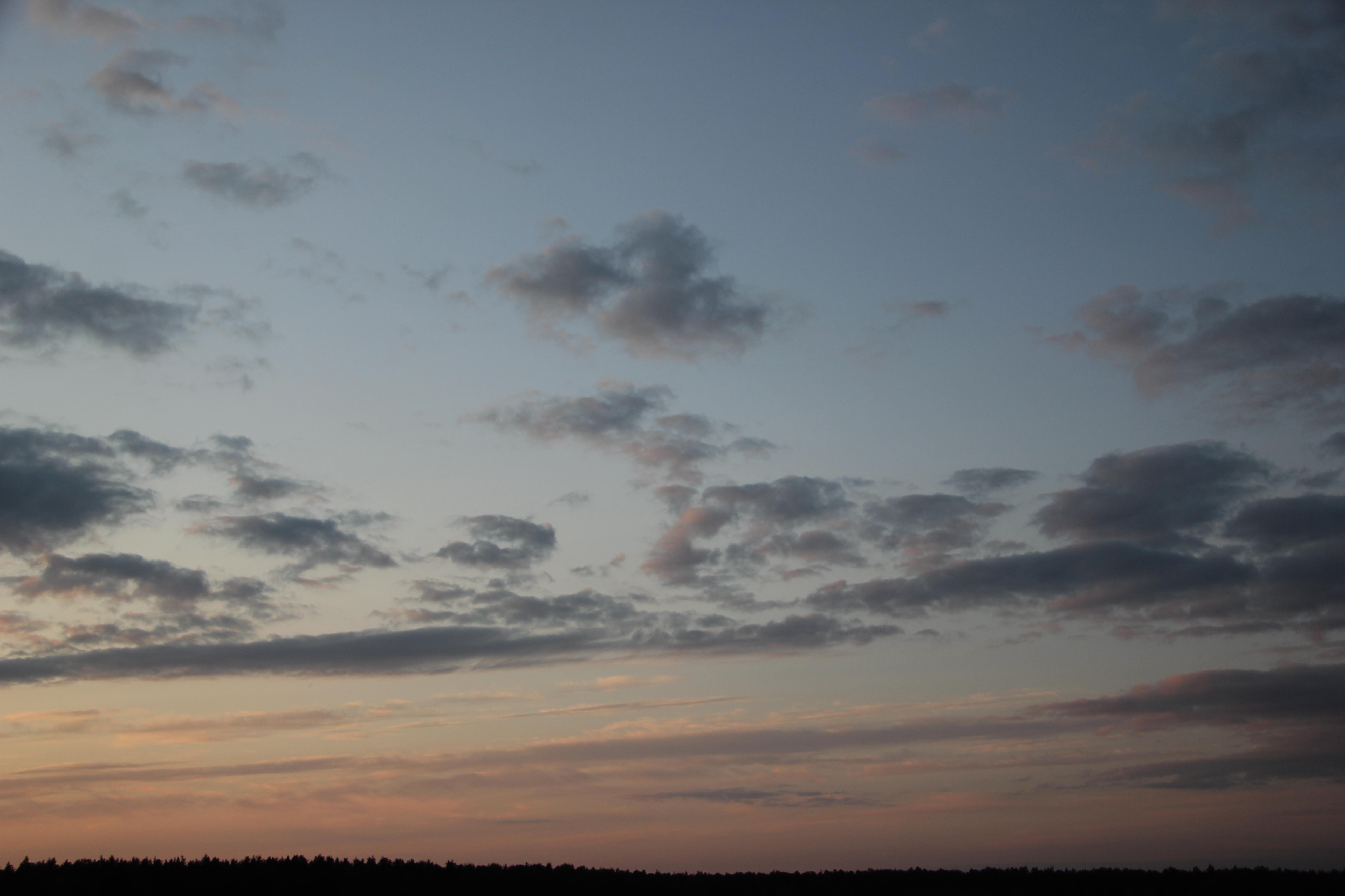 небо после захода солнца (28)