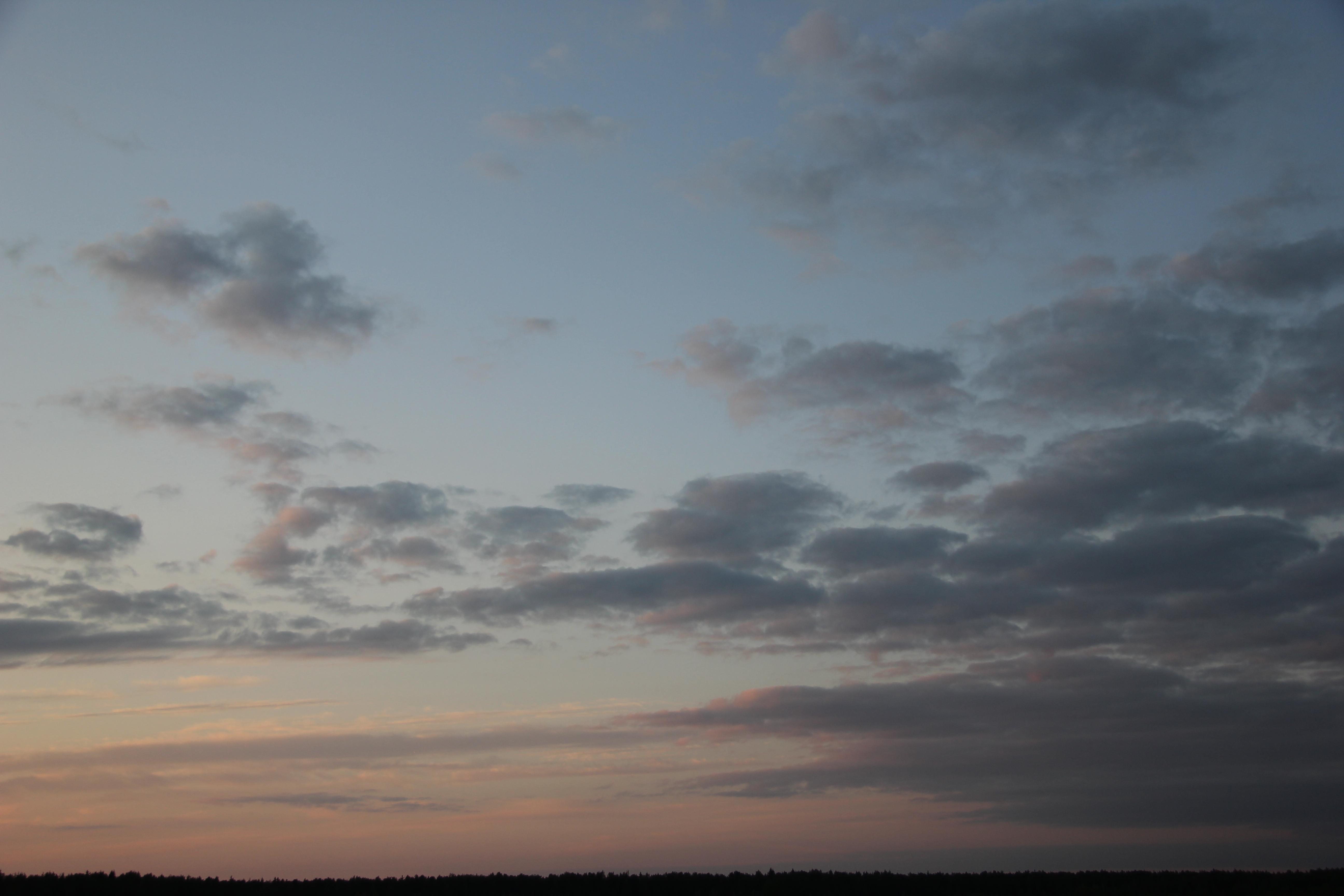 небо после захода солнца (29)