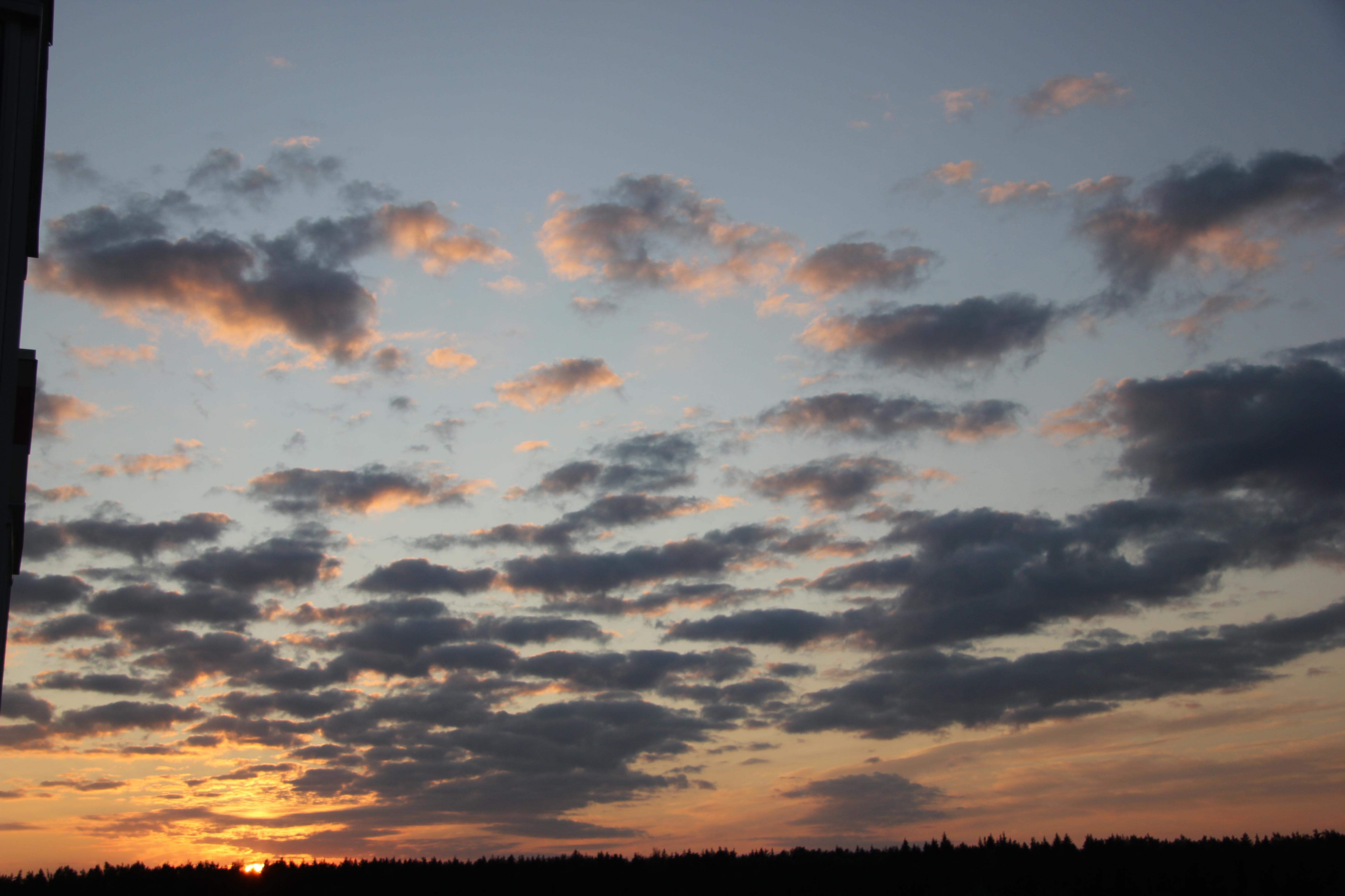 небо после захода солнца (3)