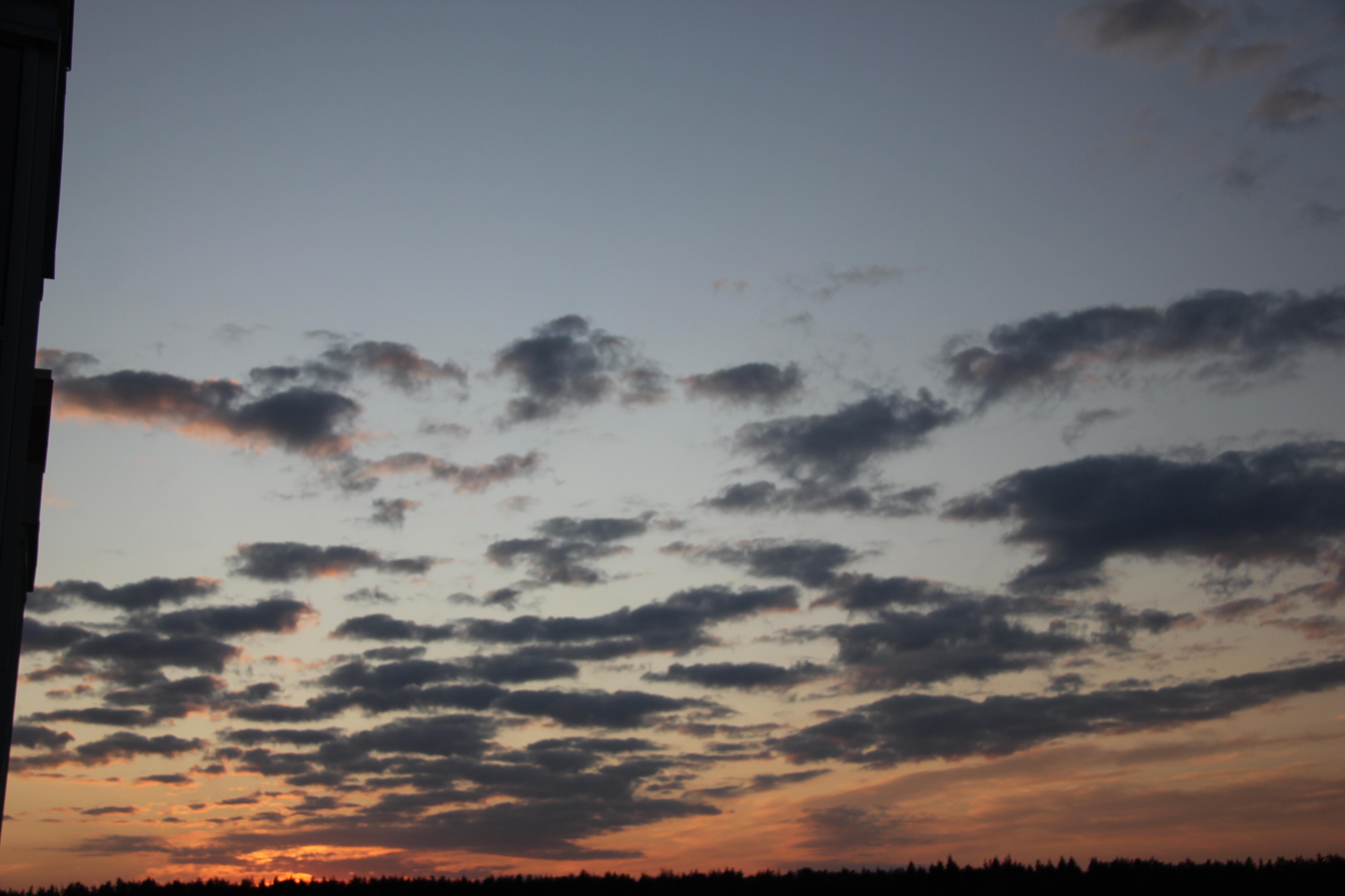 небо после захода солнца (31)