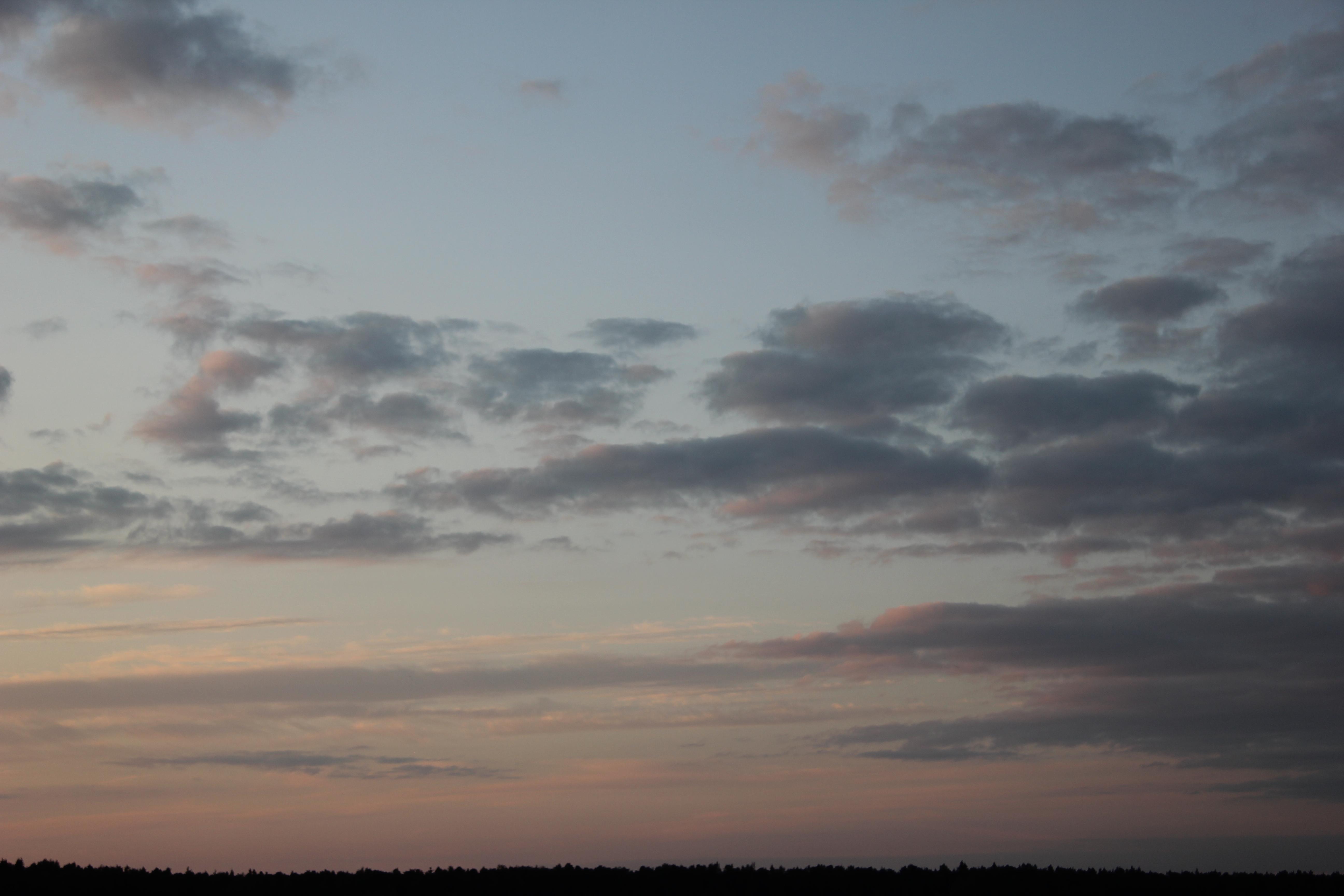 небо после захода солнца (34)