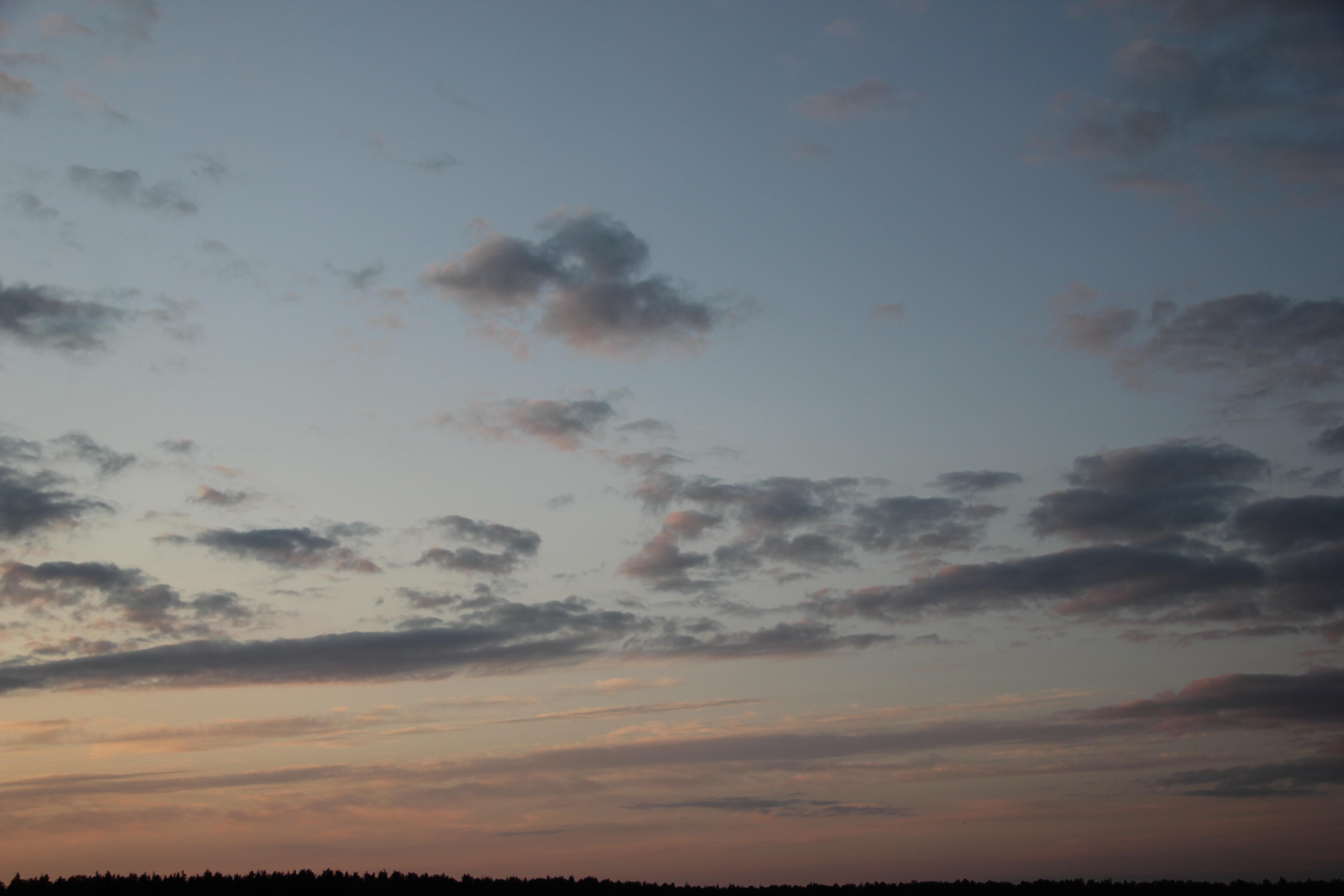небо после захода солнца (35)