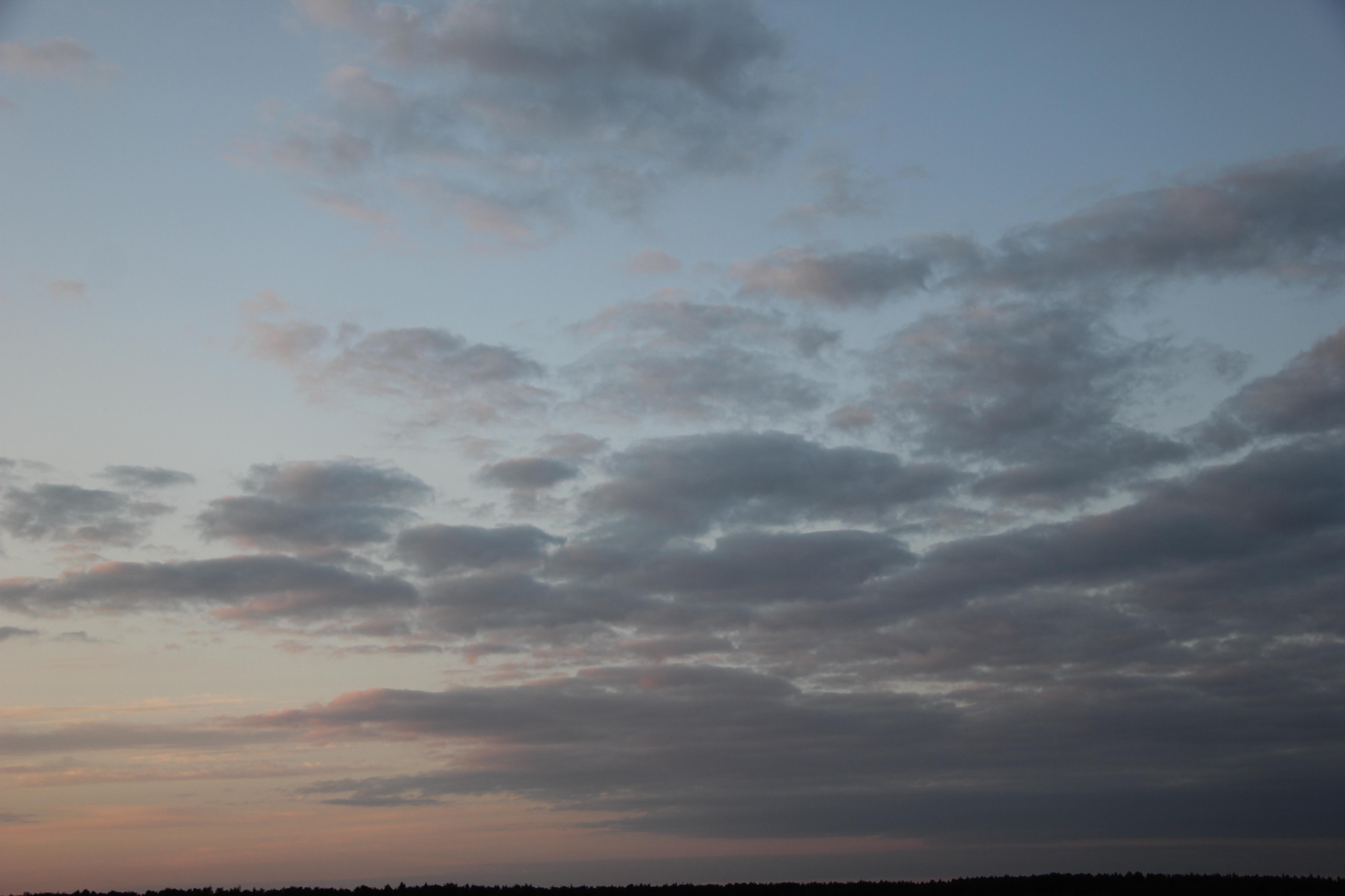 небо после захода солнца (36)