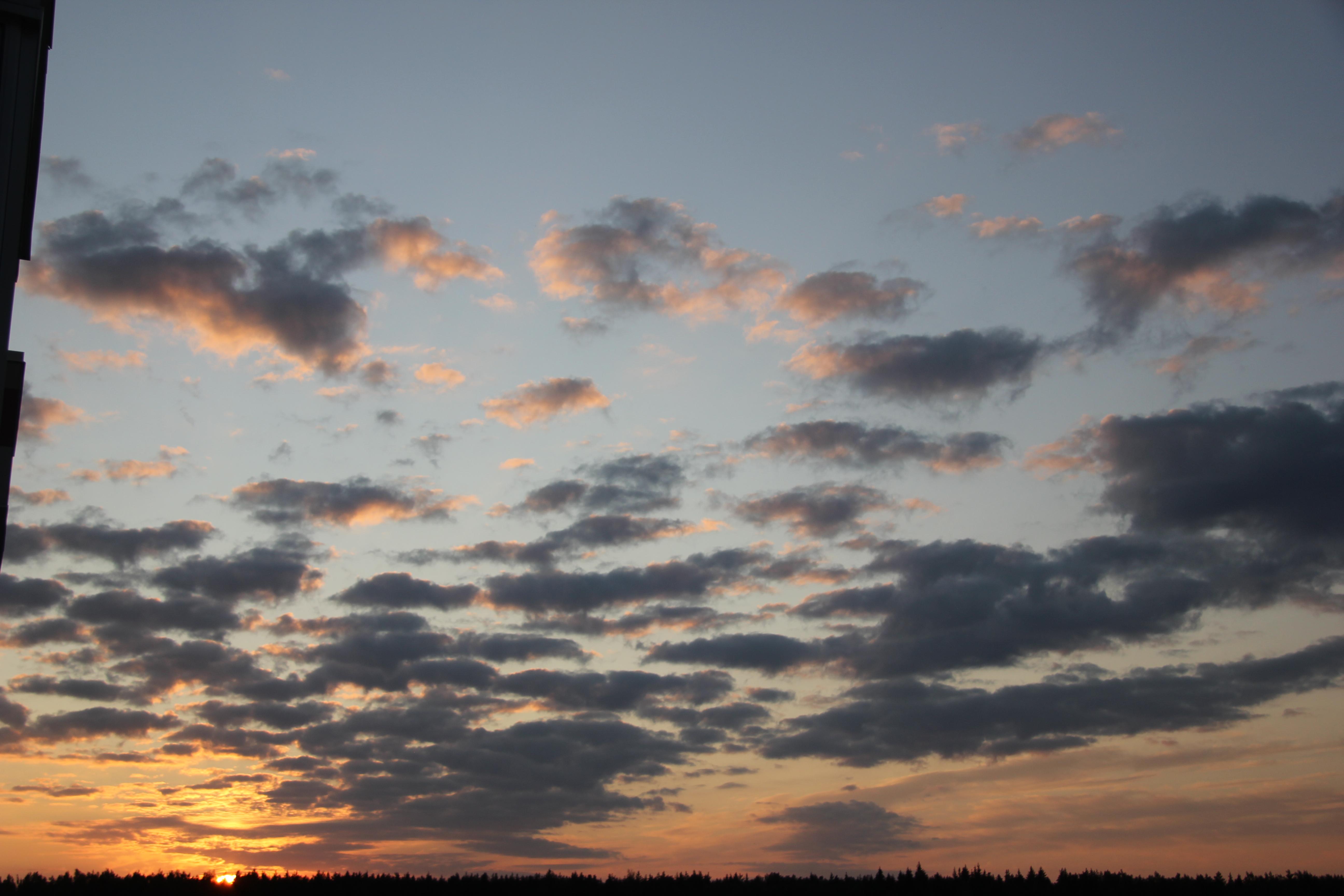 небо после захода солнца (4)