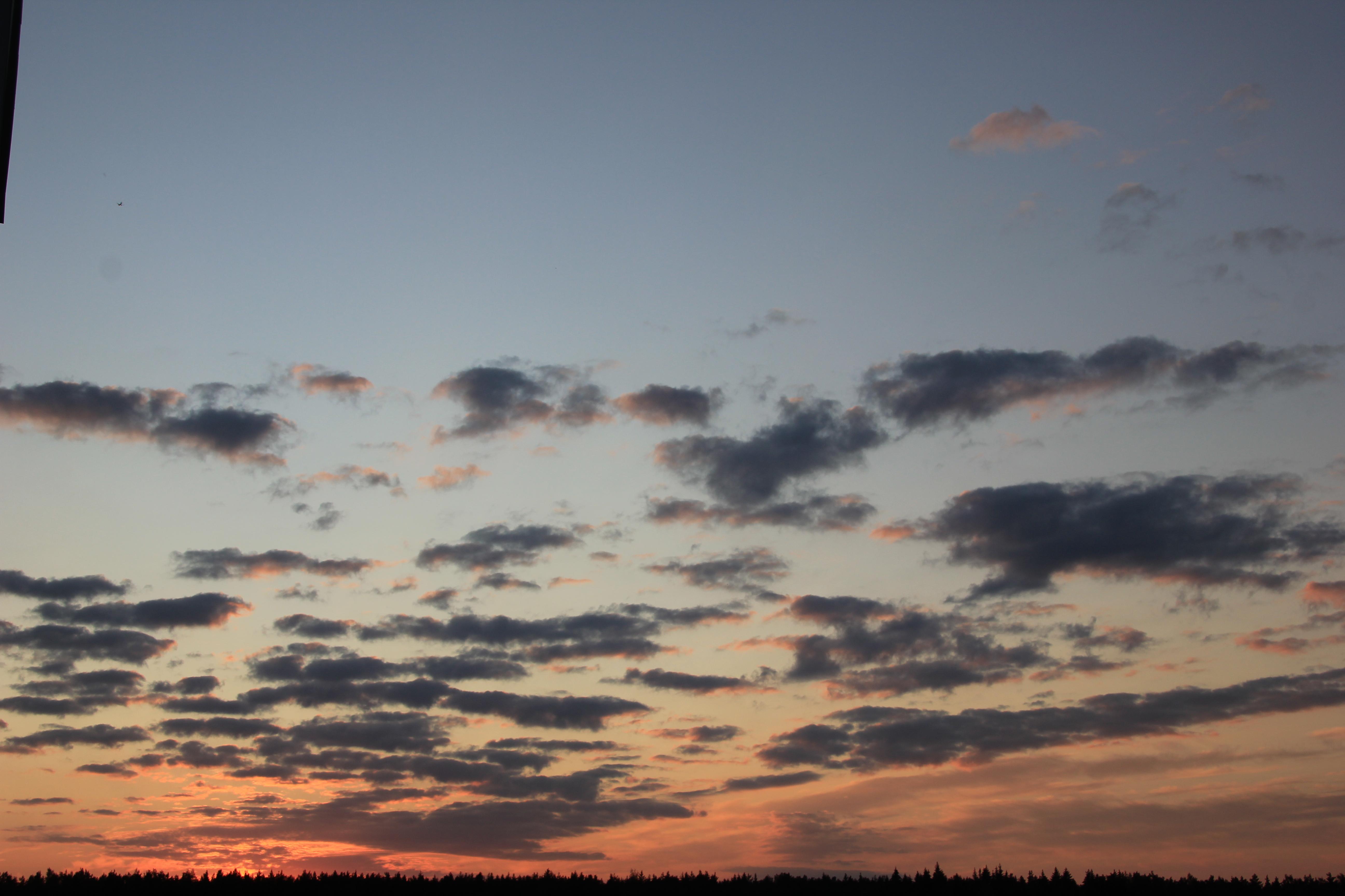 небо после захода солнца (49)
