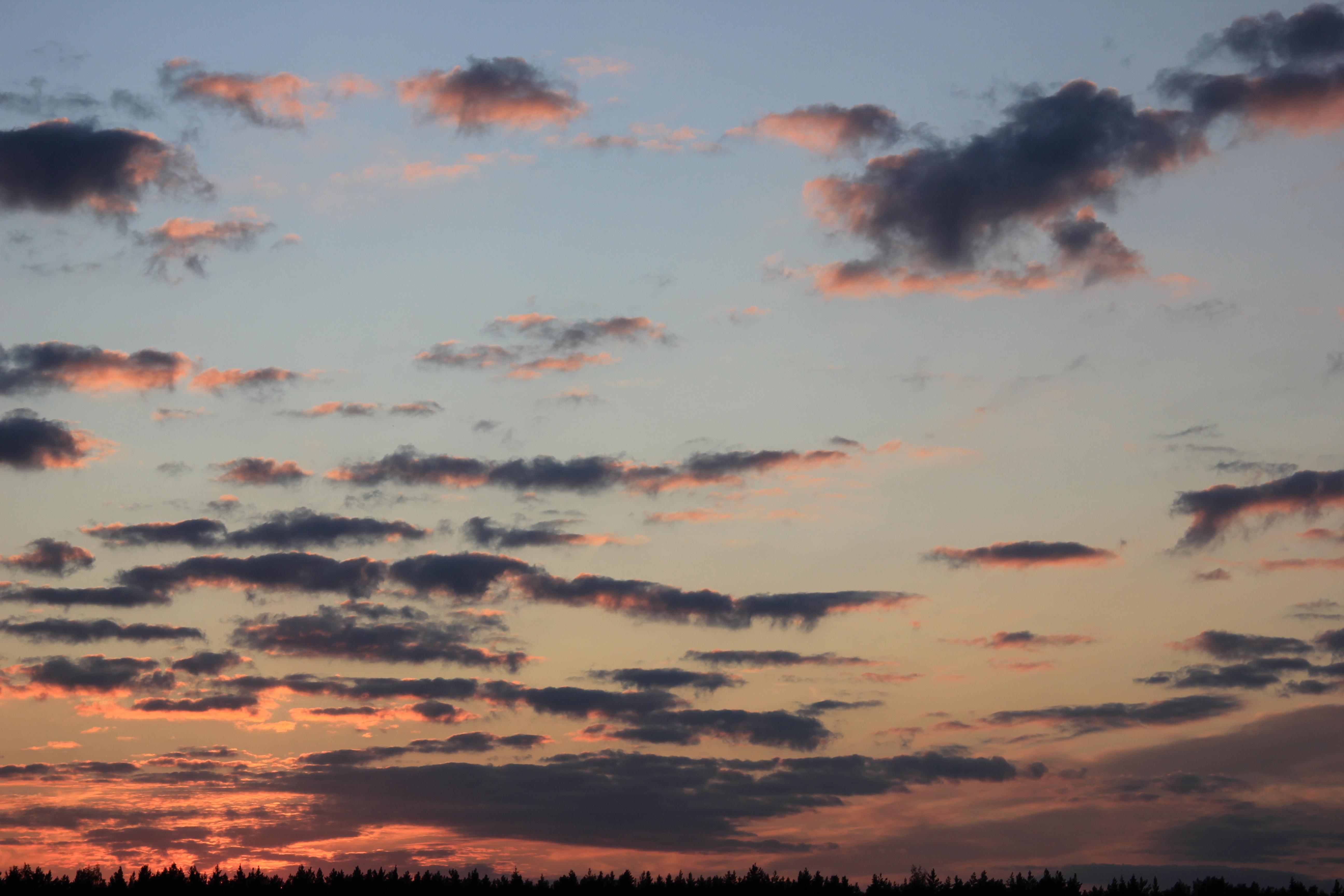 небо после захода солнца (66)