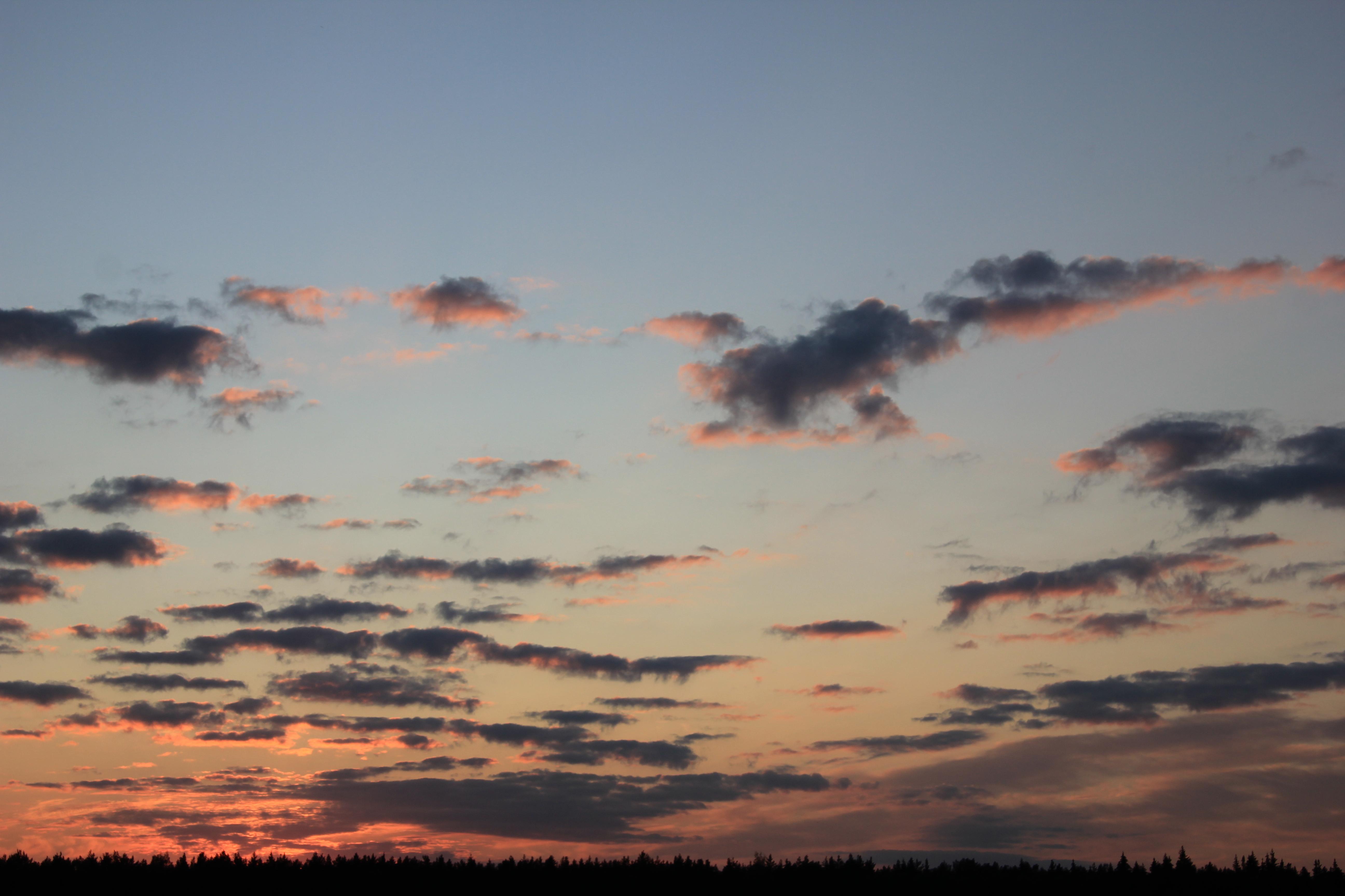 небо после захода солнца (68)