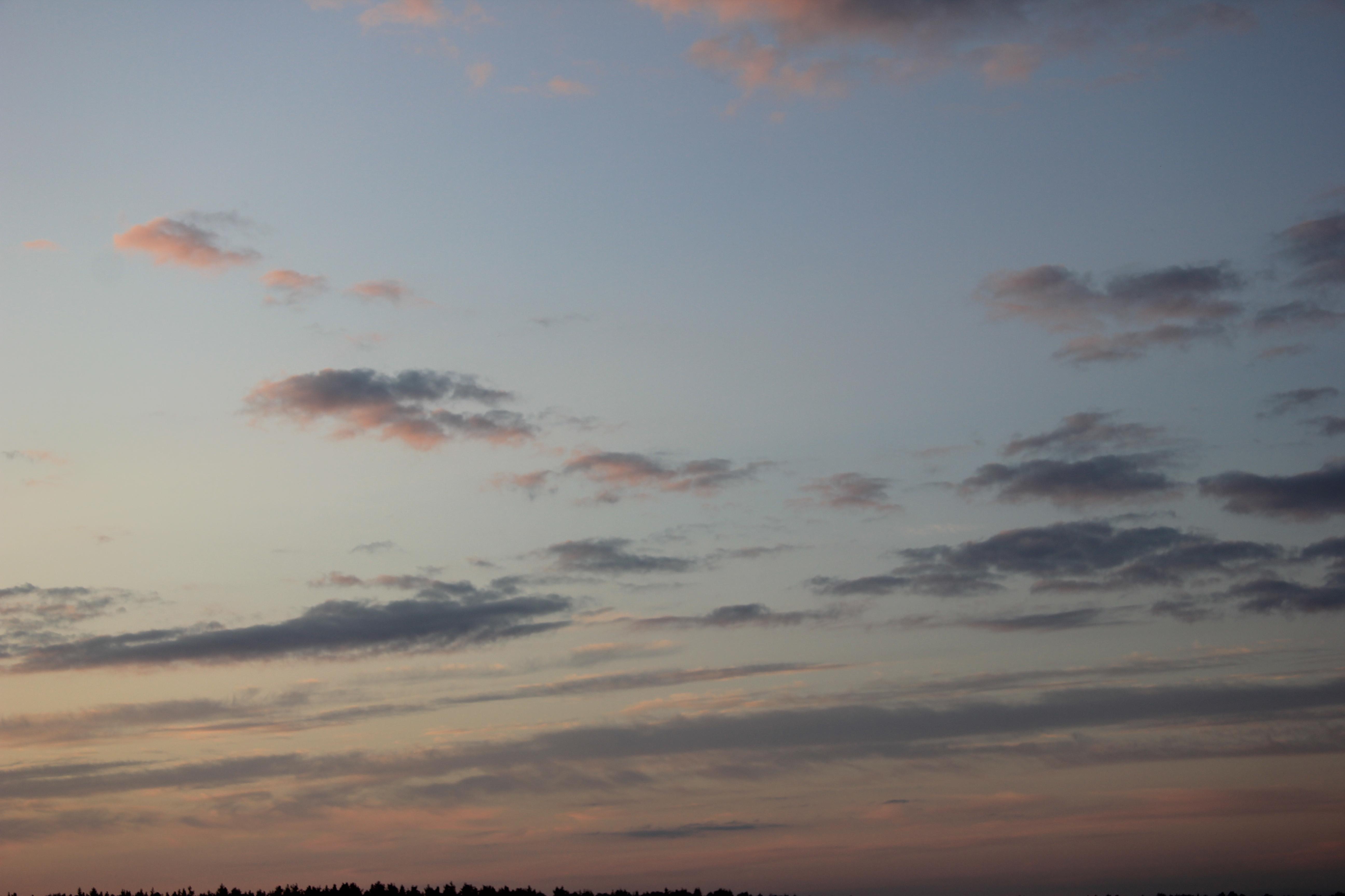 небо после захода солнца (70)