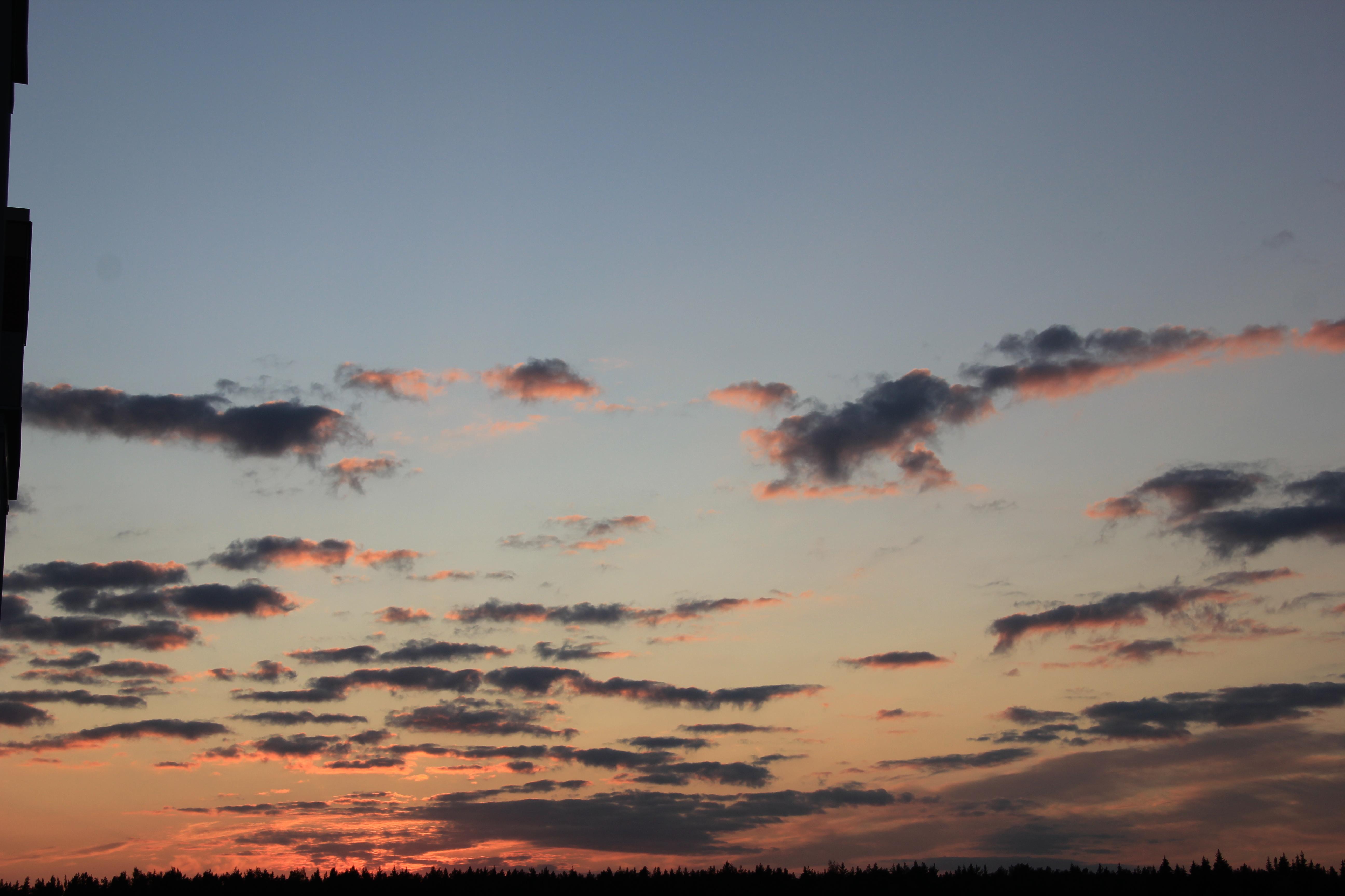 небо после захода солнца (73)