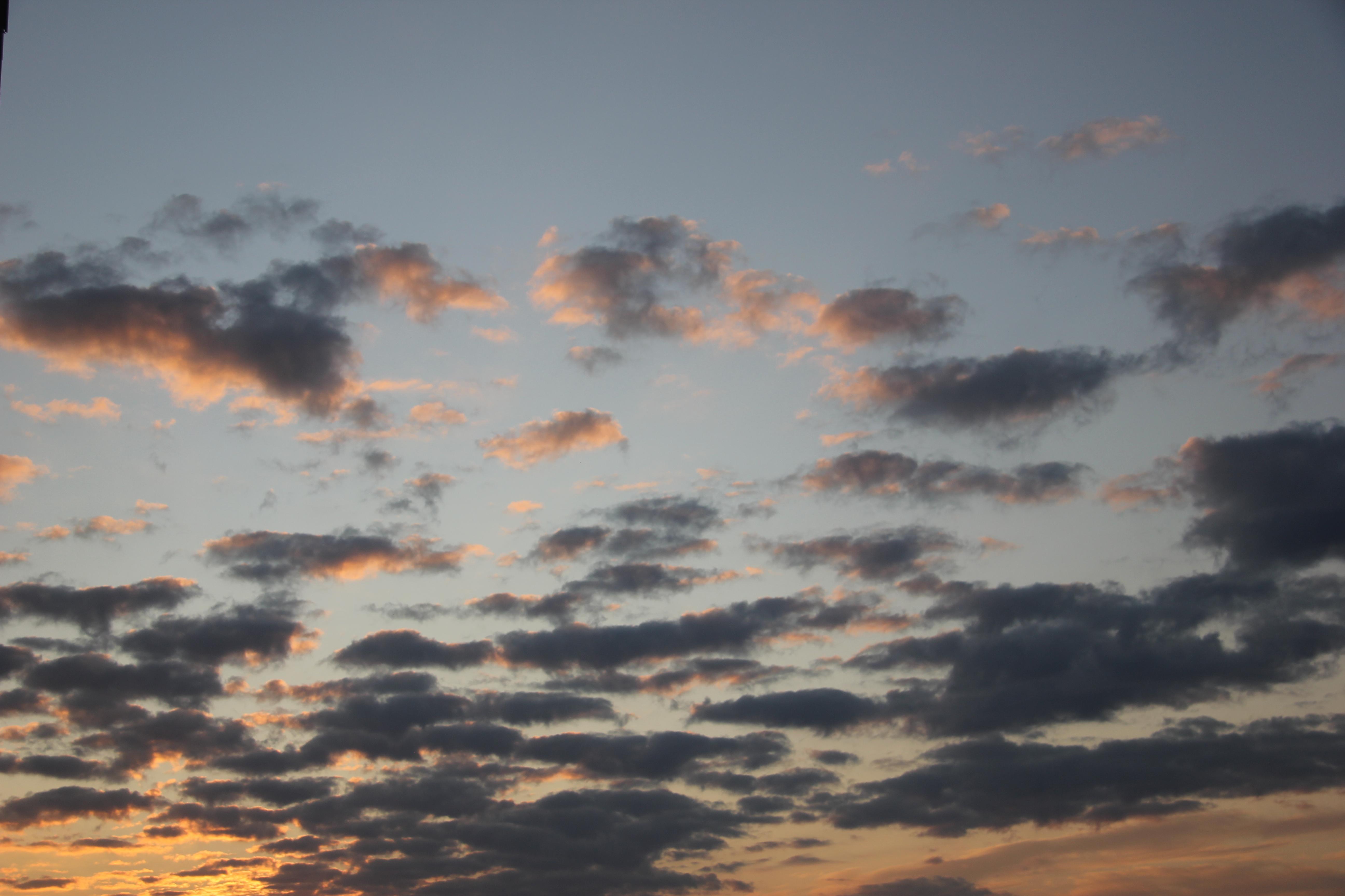 небо после захода солнца (8)