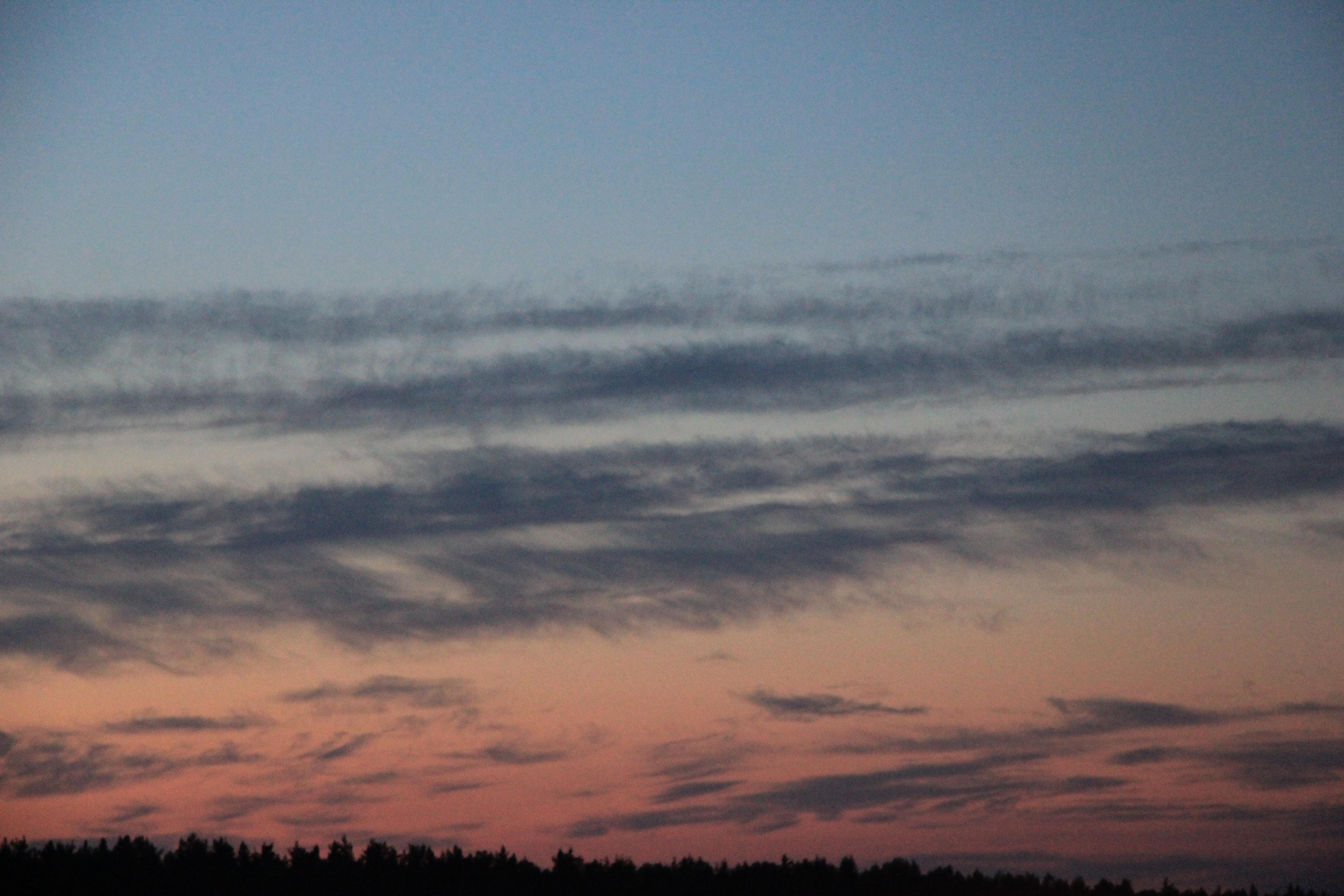 небо после захода солнца (80)