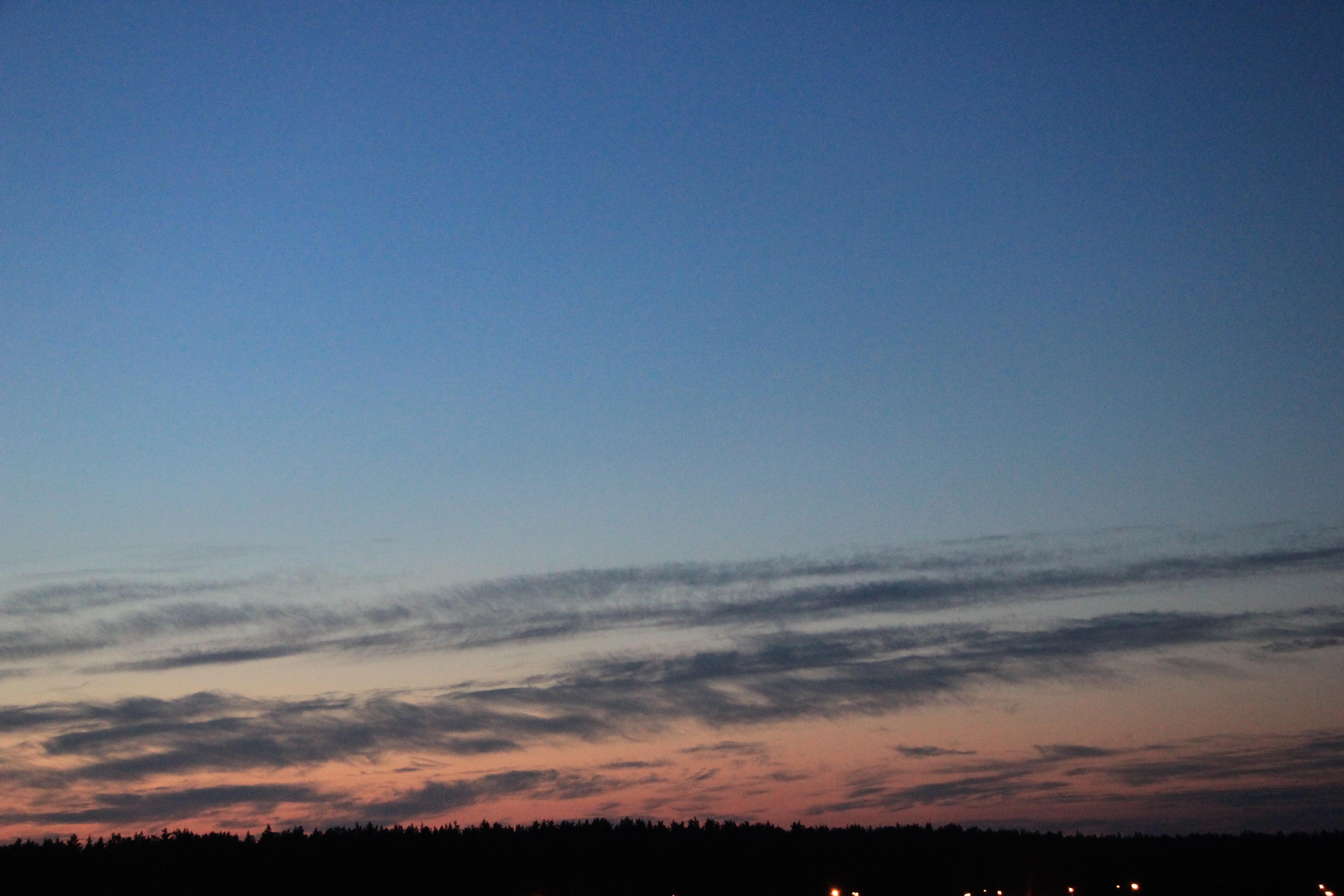 розовое небо заката (25)