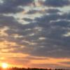 уходящее солнце в закат (16)