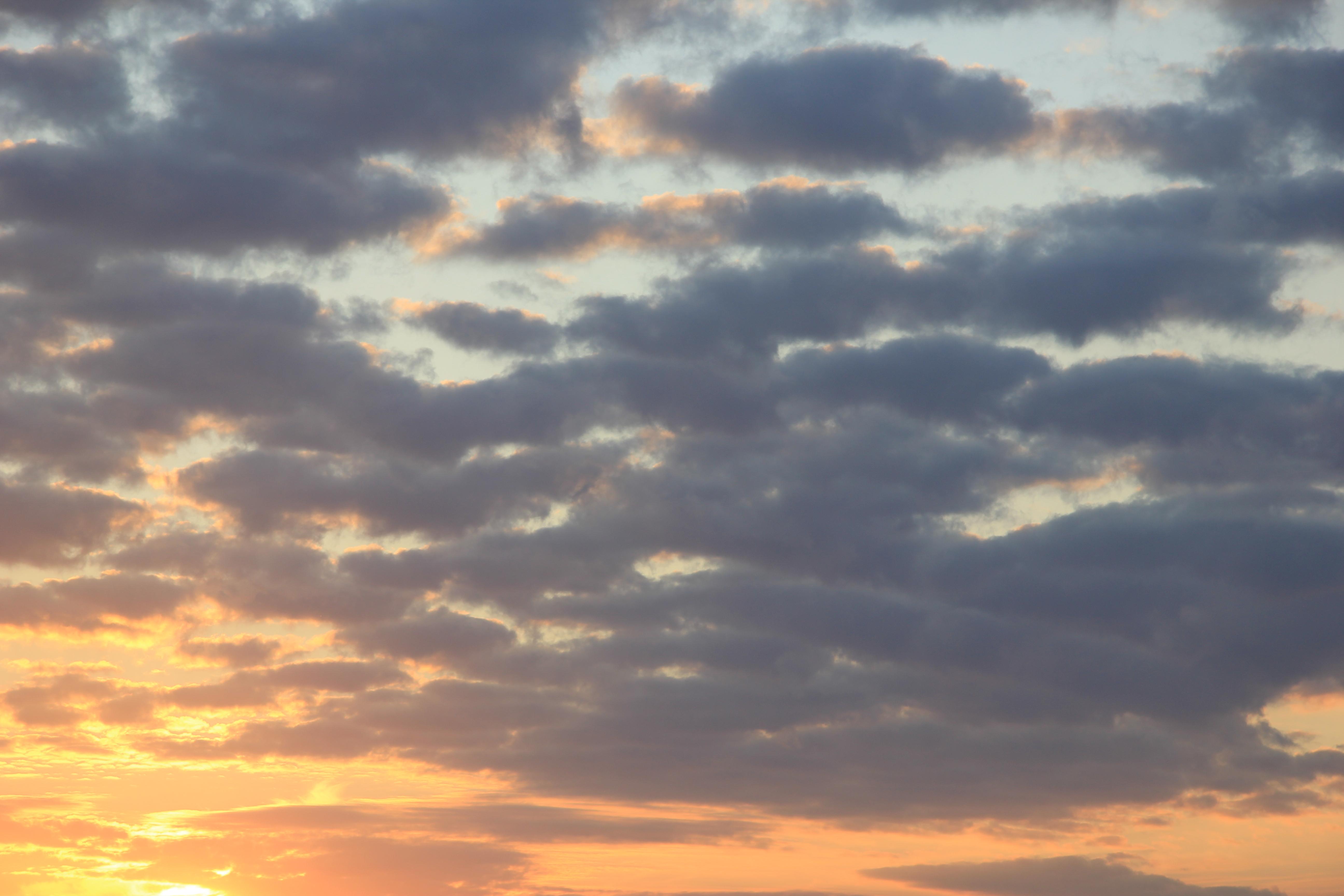 уходящее солнце в закат (17)