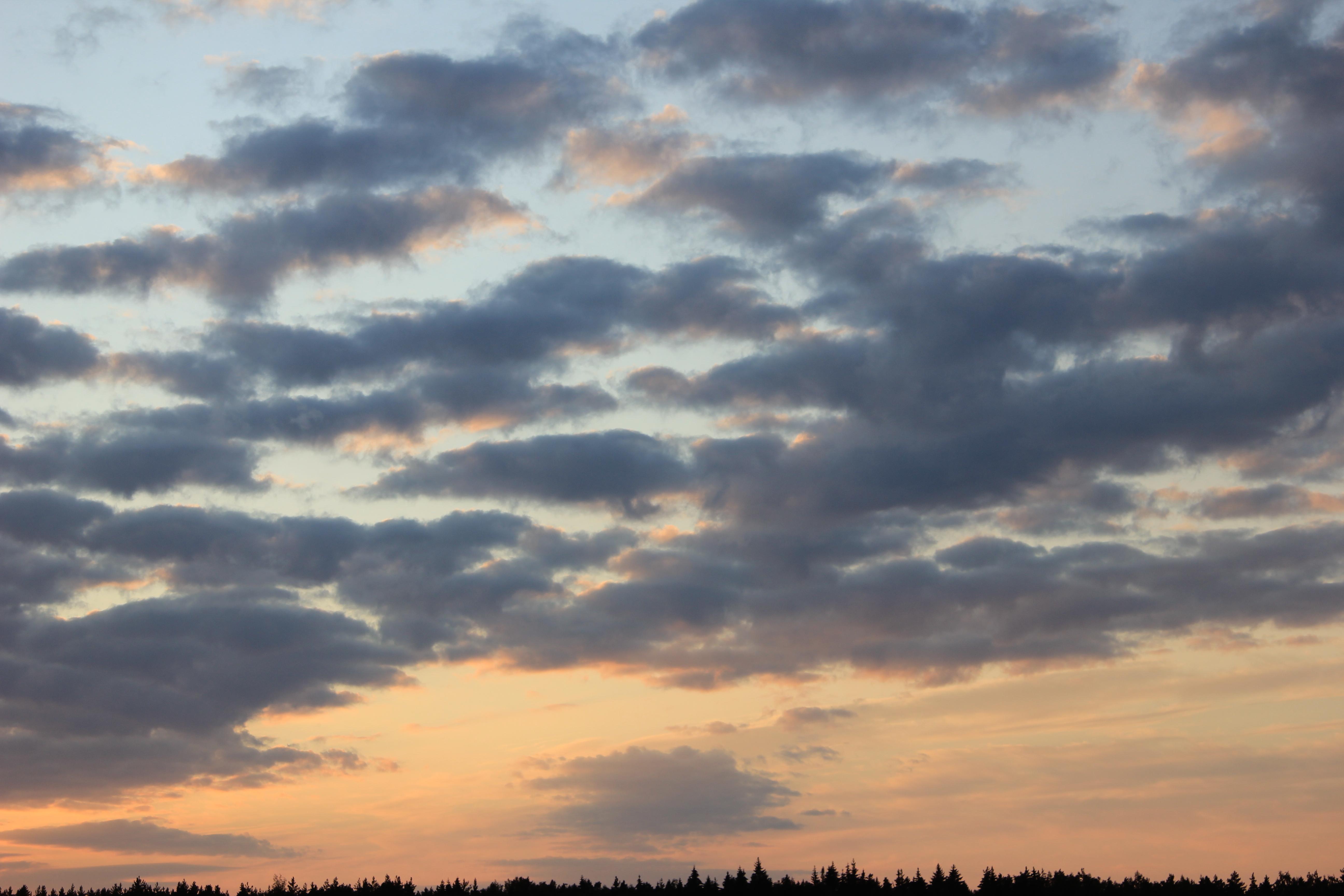 уходящее солнце в закат (20)